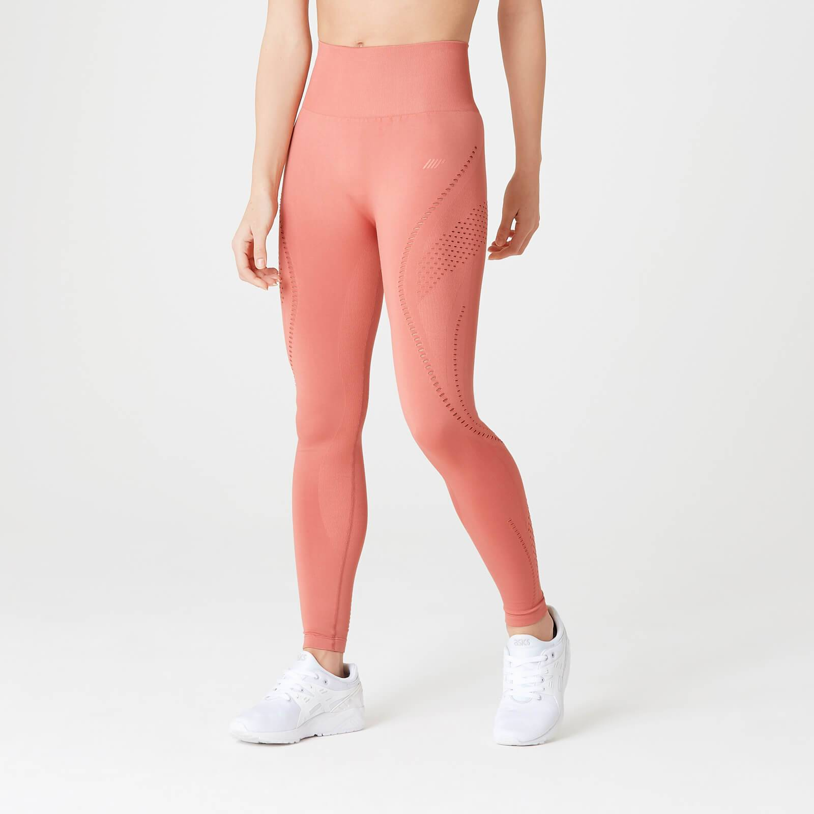 Myprotein Shape Seamless Ultra Leggings – Copper Rose - XS