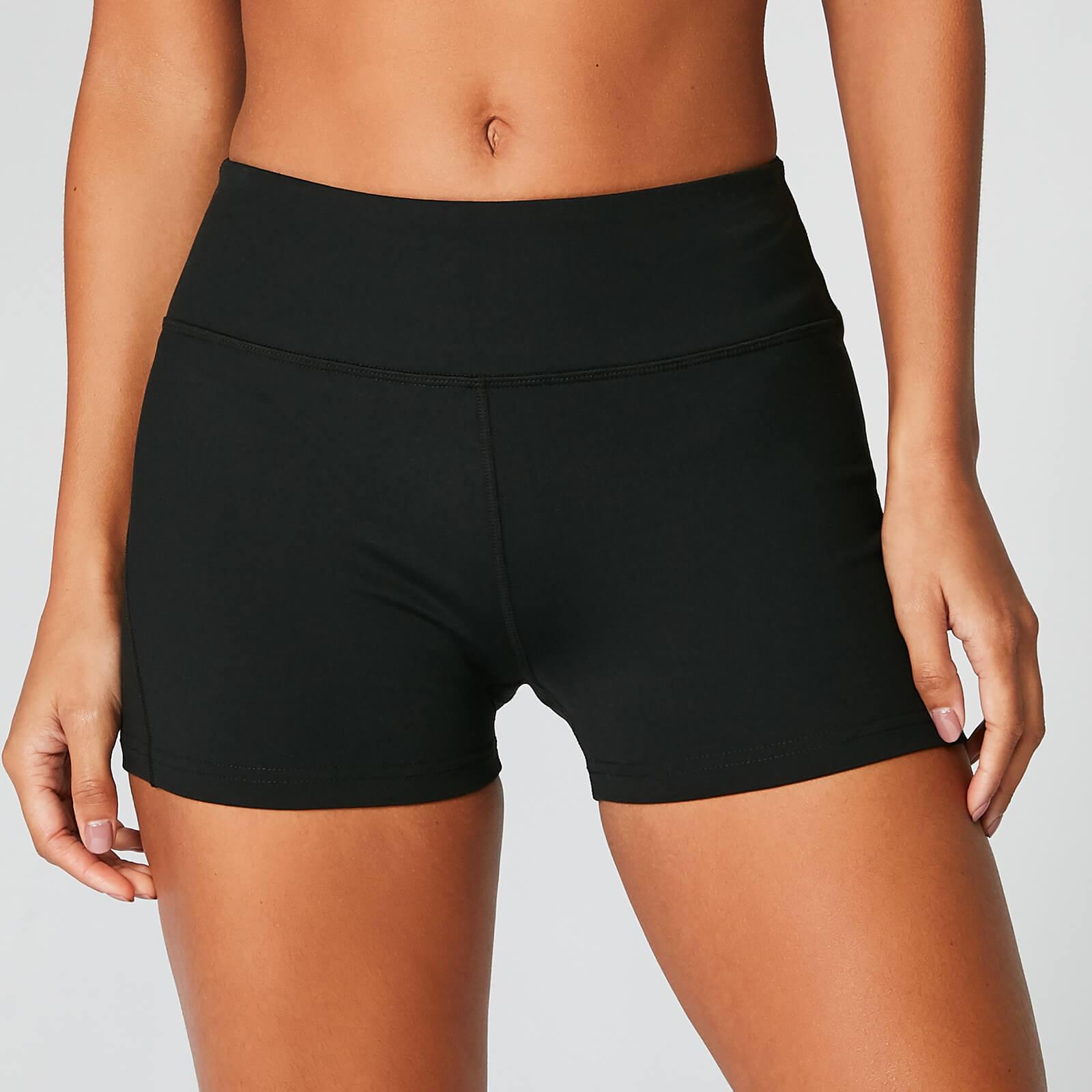 Myprotein Power Mesh Shorts - Black - L