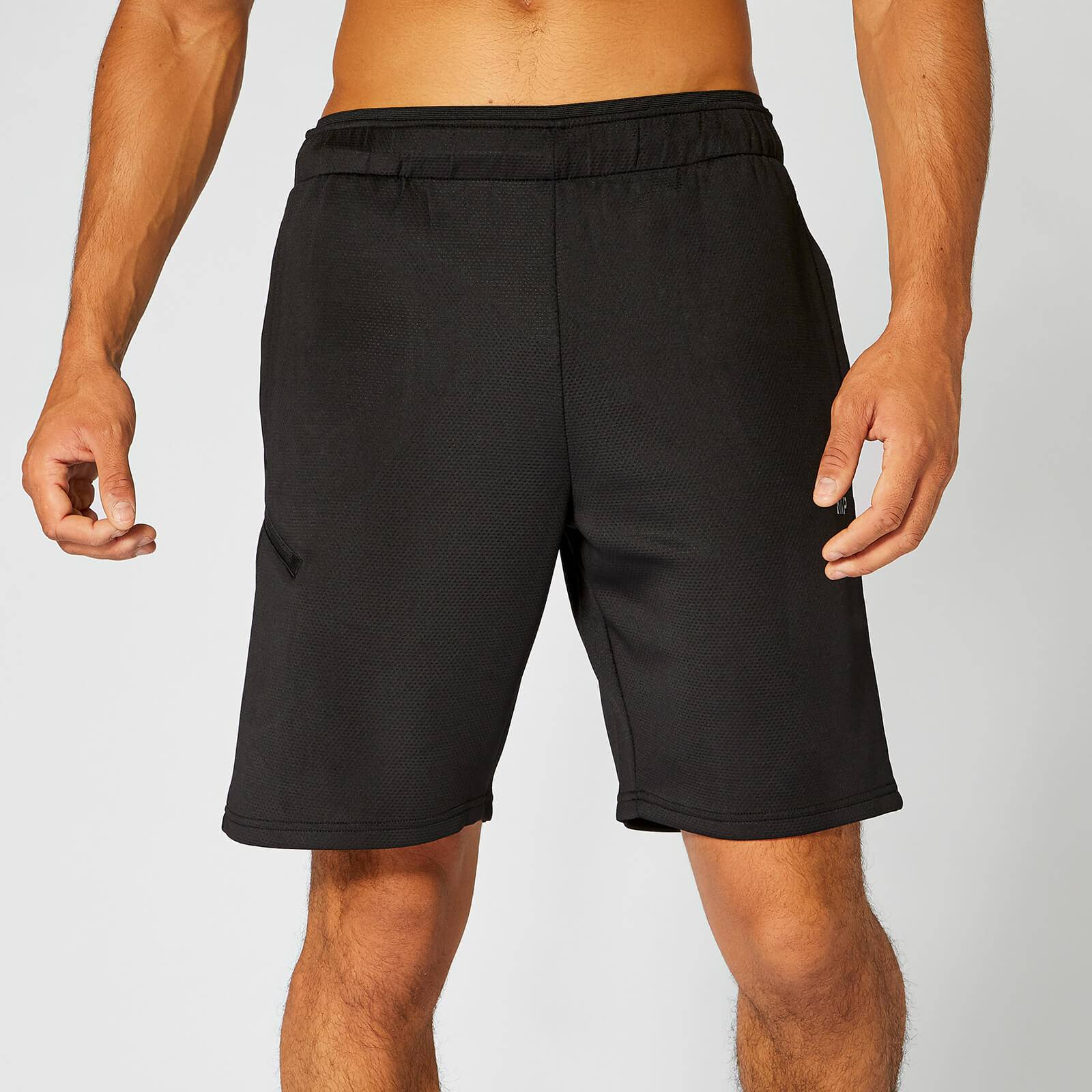Myprotein MP Luxe Therma Shorts - Black - S