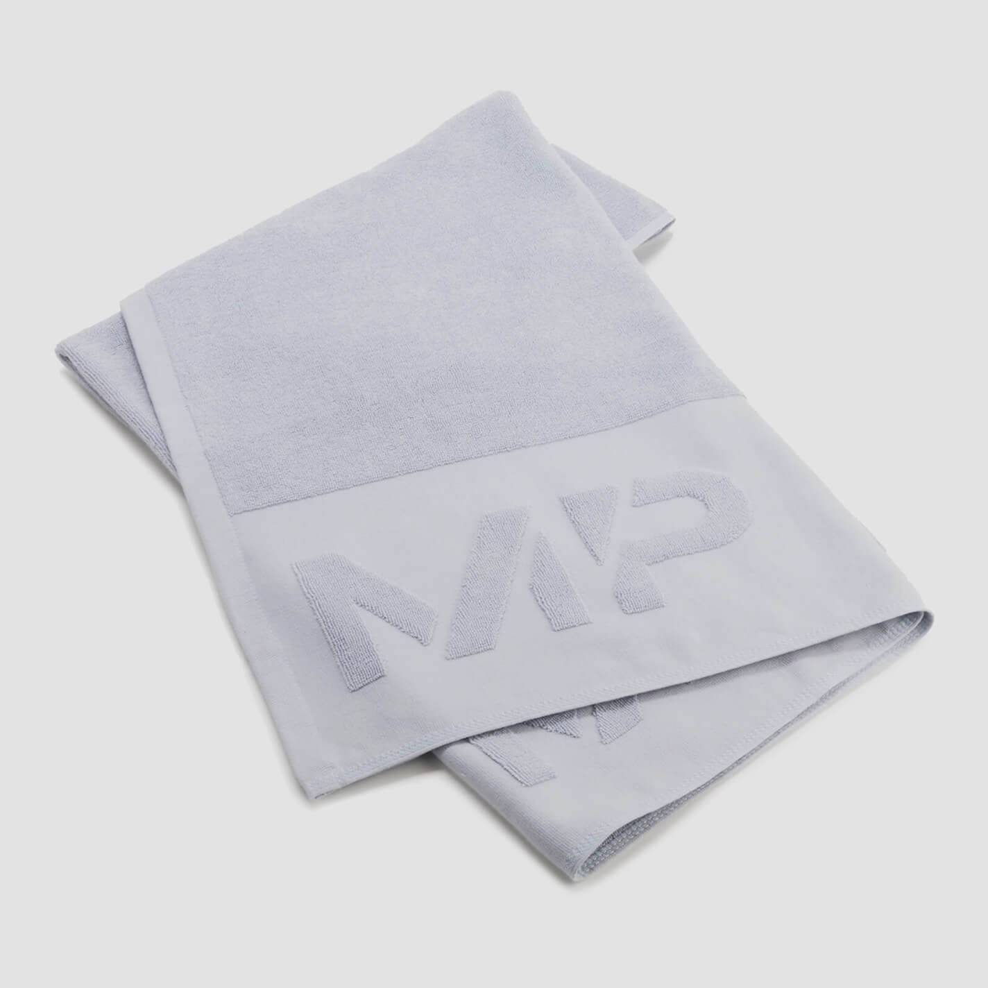 Myprotein MP Large Towel - Mid Grey