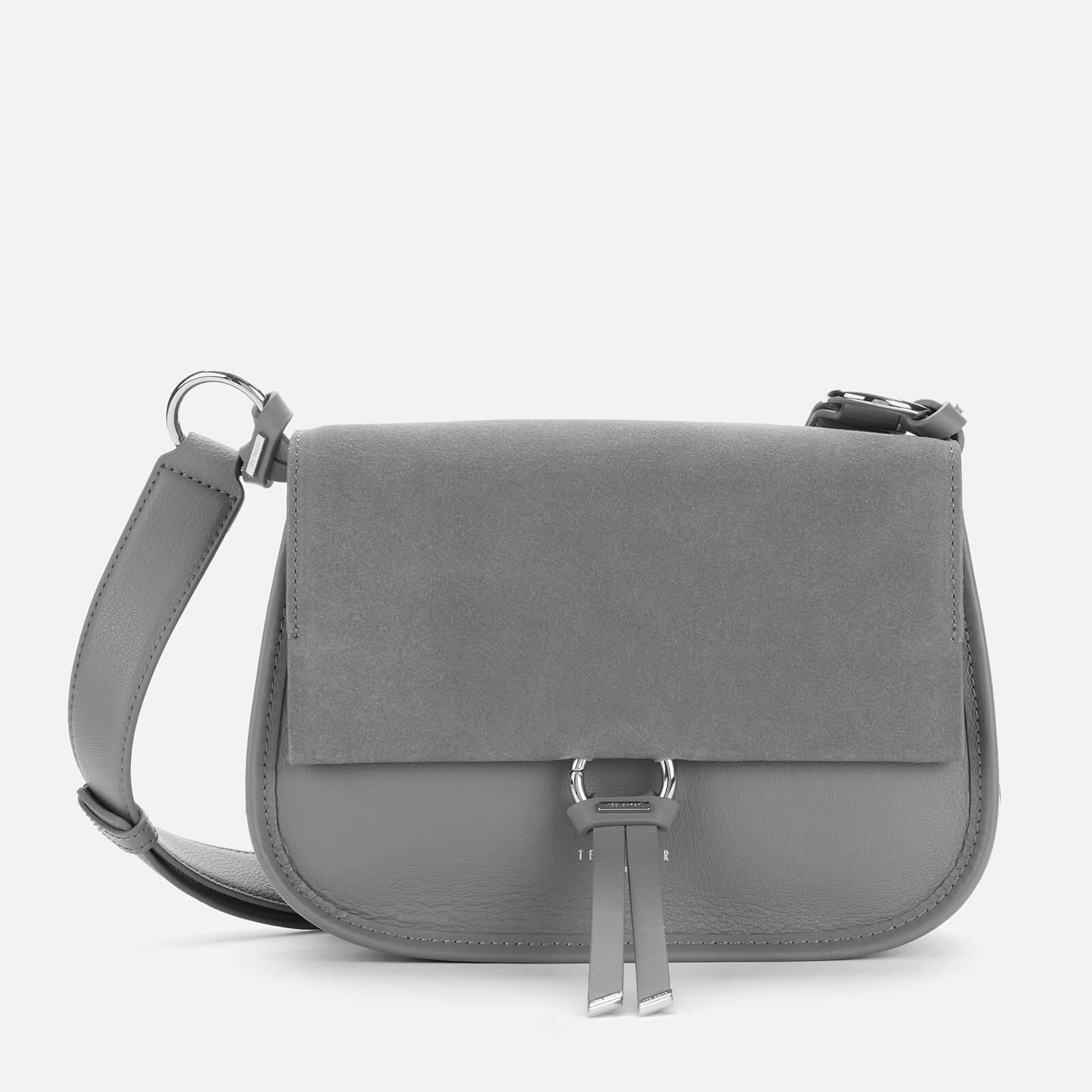 Ted Baker Women's Harrlee Cross Body Bag - Dark Grey