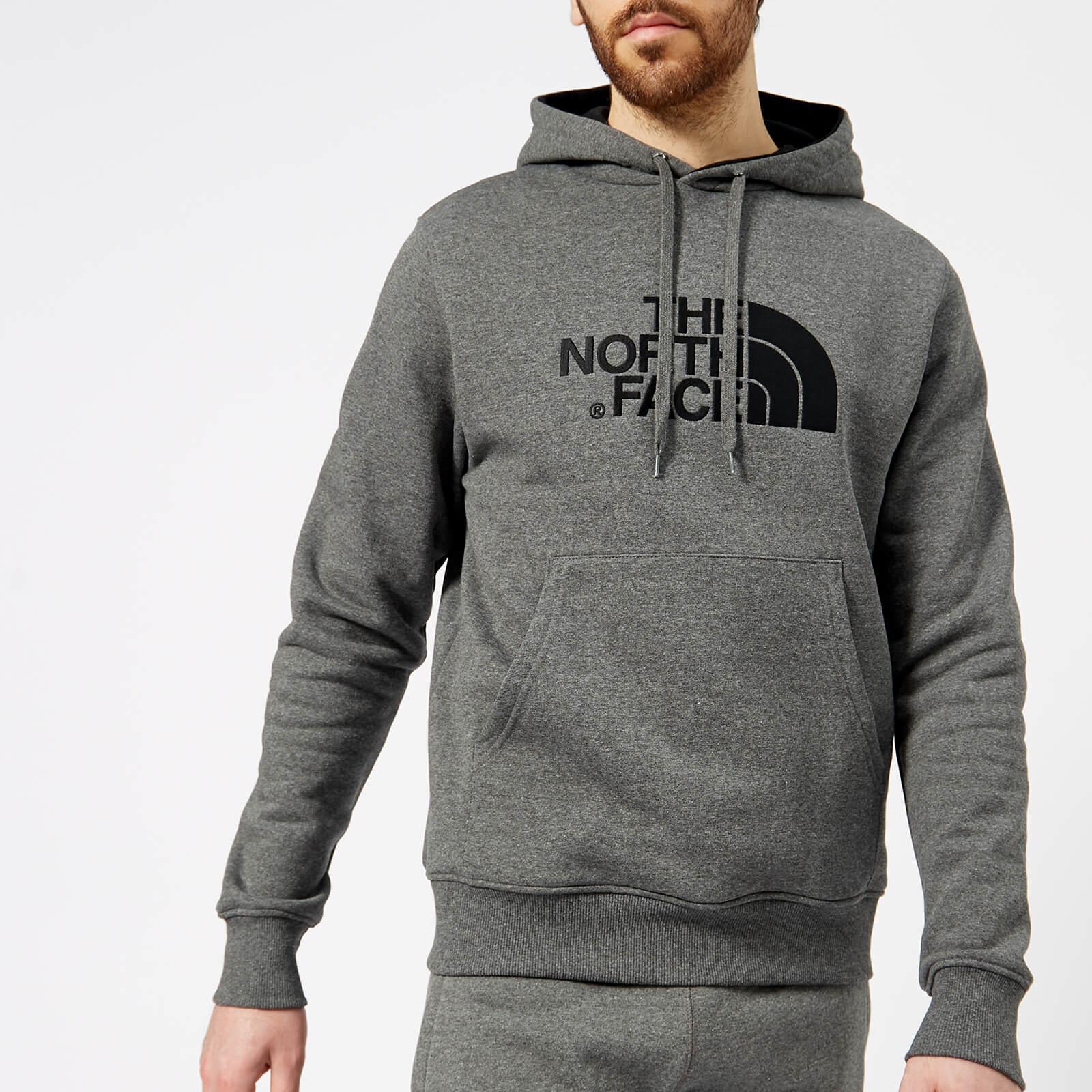 The North Face Men's Drew Peak Pullover Hoody - TNF Medium Grey Heather - M