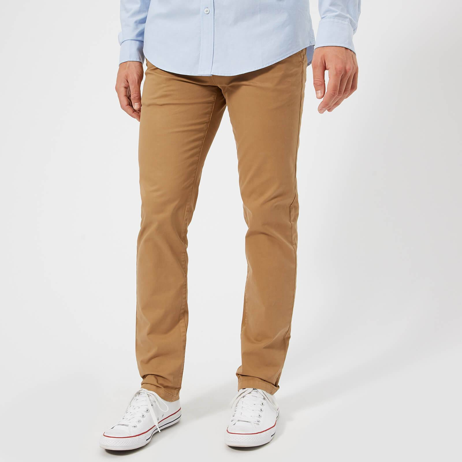 Joules Men's The Laundered Chinos - Corn - W30/L32 - Stone