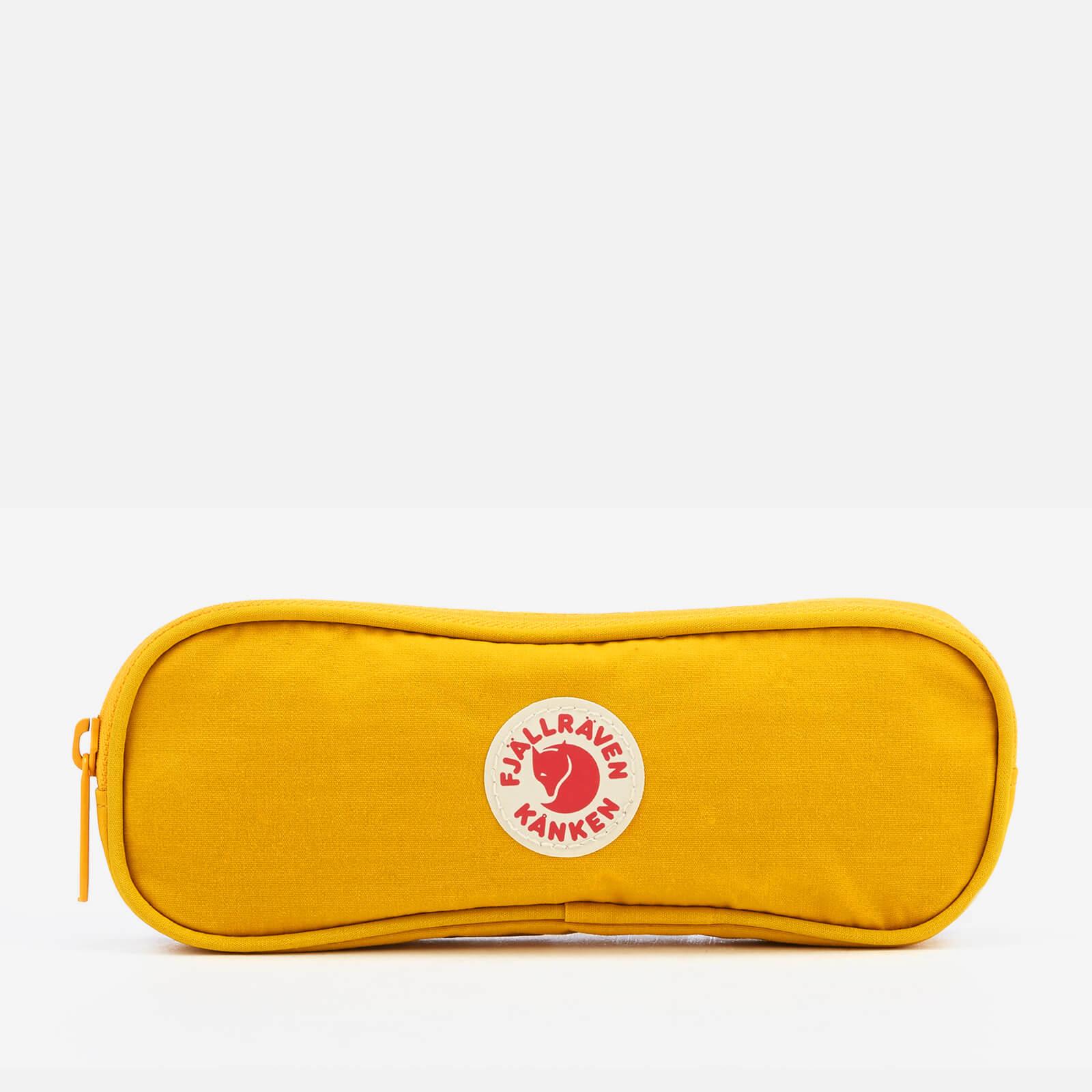 Fjallraven Kanken Pen Case - Warm Yellow