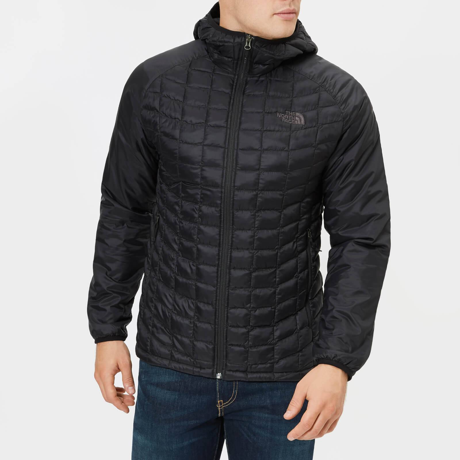 The North Face Men's Thermoball Sport Hooded Jacket - TNF Black - S - Black