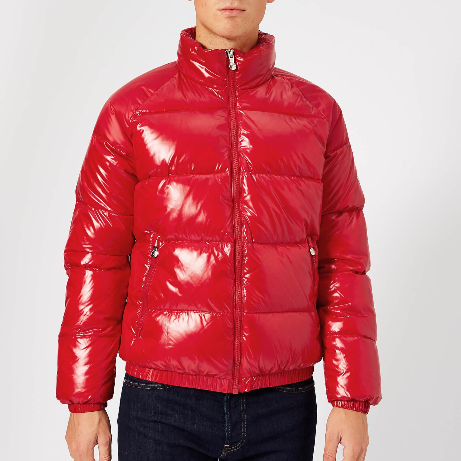 Pyrenex Men's Vintage Mythik Jacket Shiny - Rouge - M - Red