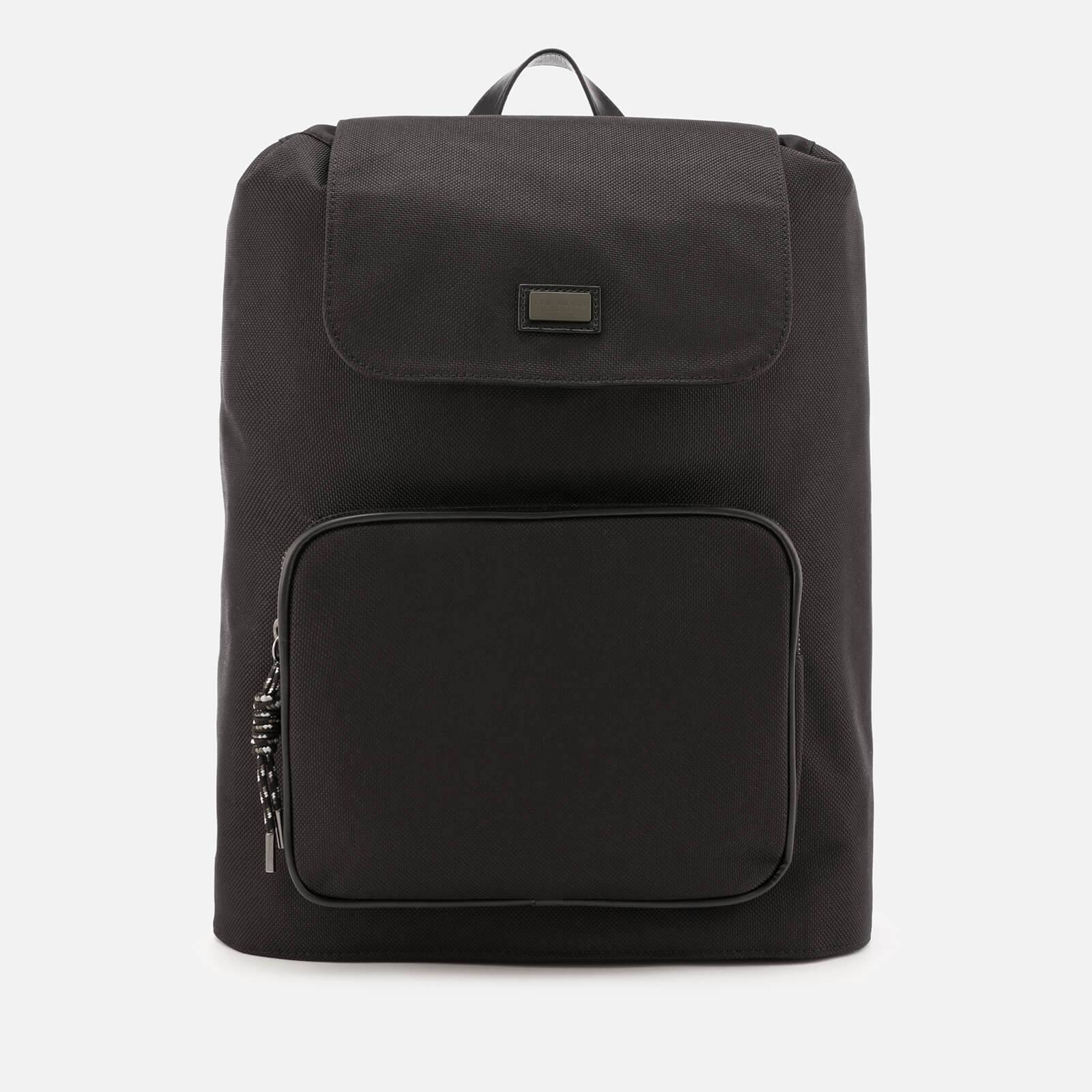 Ted Baker Men's Llewyn Nylon Backpack - Black
