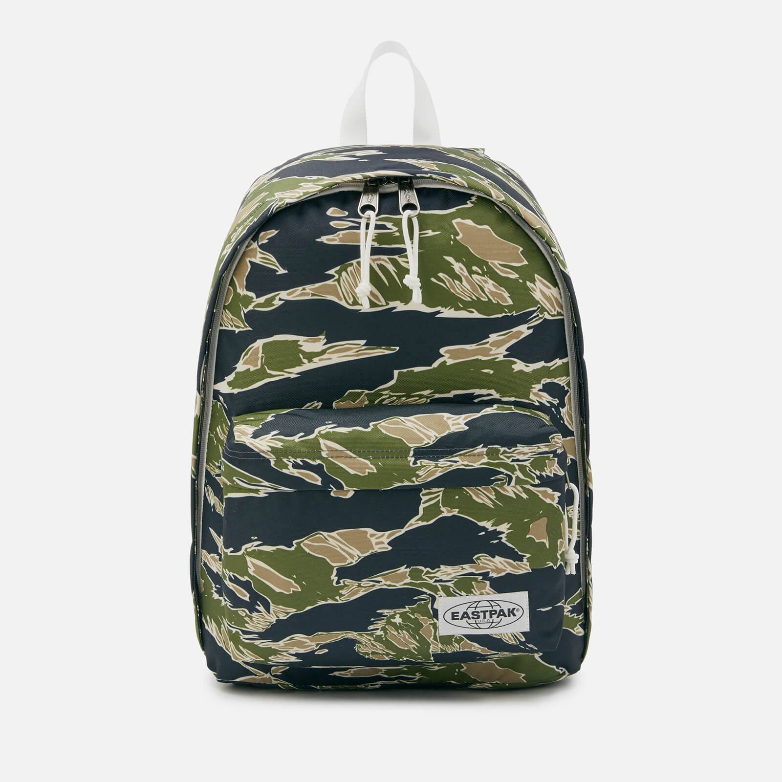 Eastpak Men's Out Of Office Backpack - Camo'ed Forest