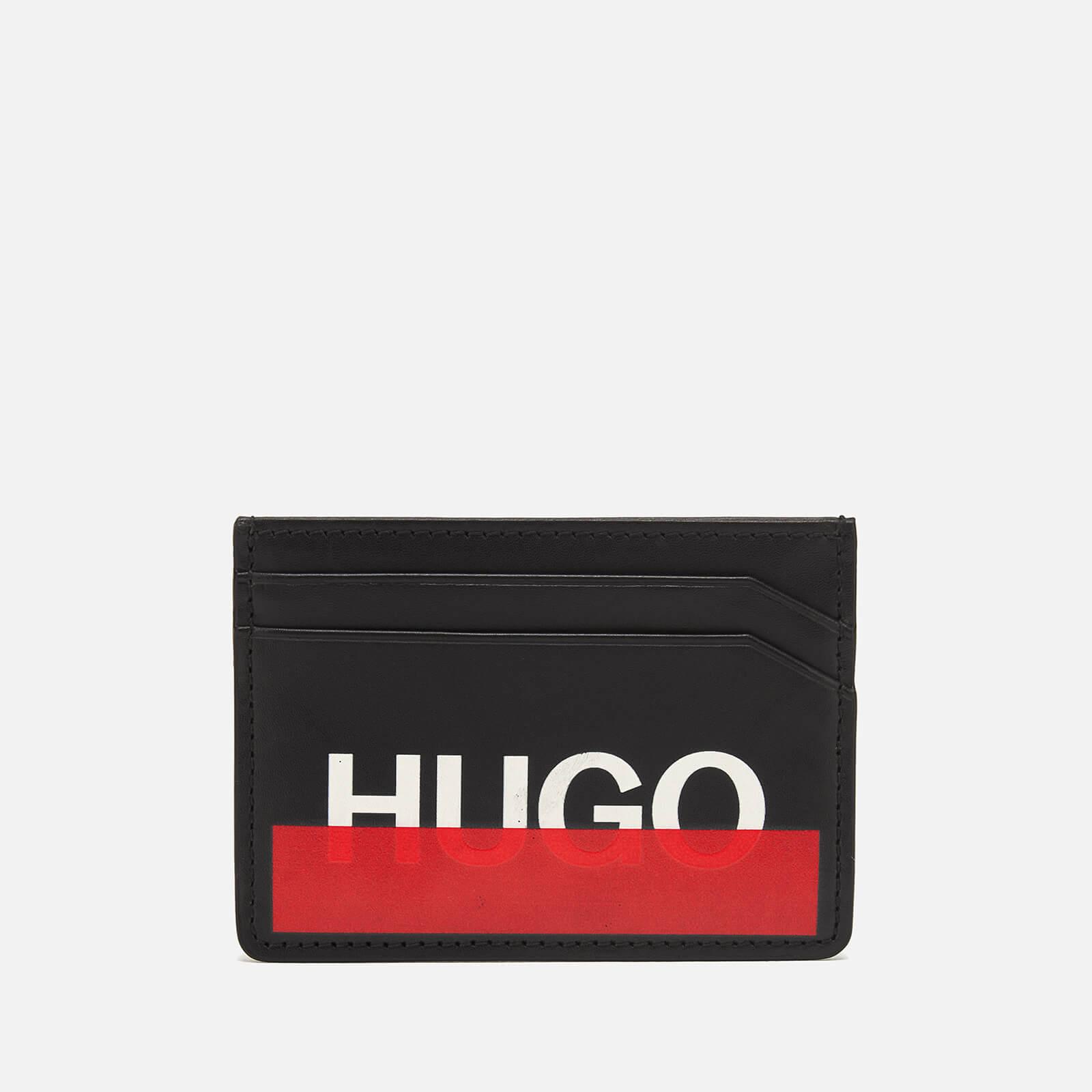 Hugo Boss Men's Roteliebe Card Holder - Black