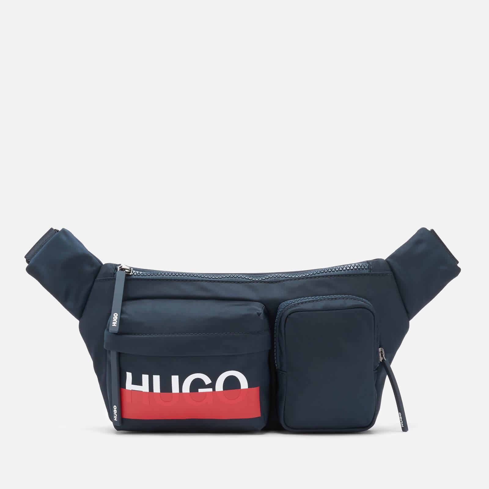 Hugo Boss Men's Roteliebe Cross Body Bag - Navy
