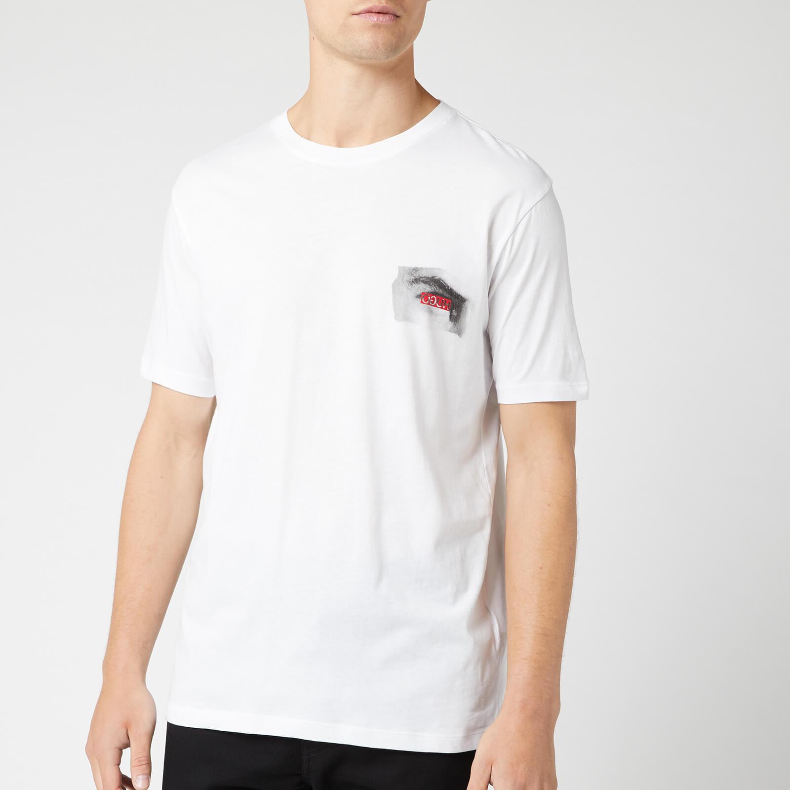 Hugo Boss Men's Deye T-Shirt - White - S