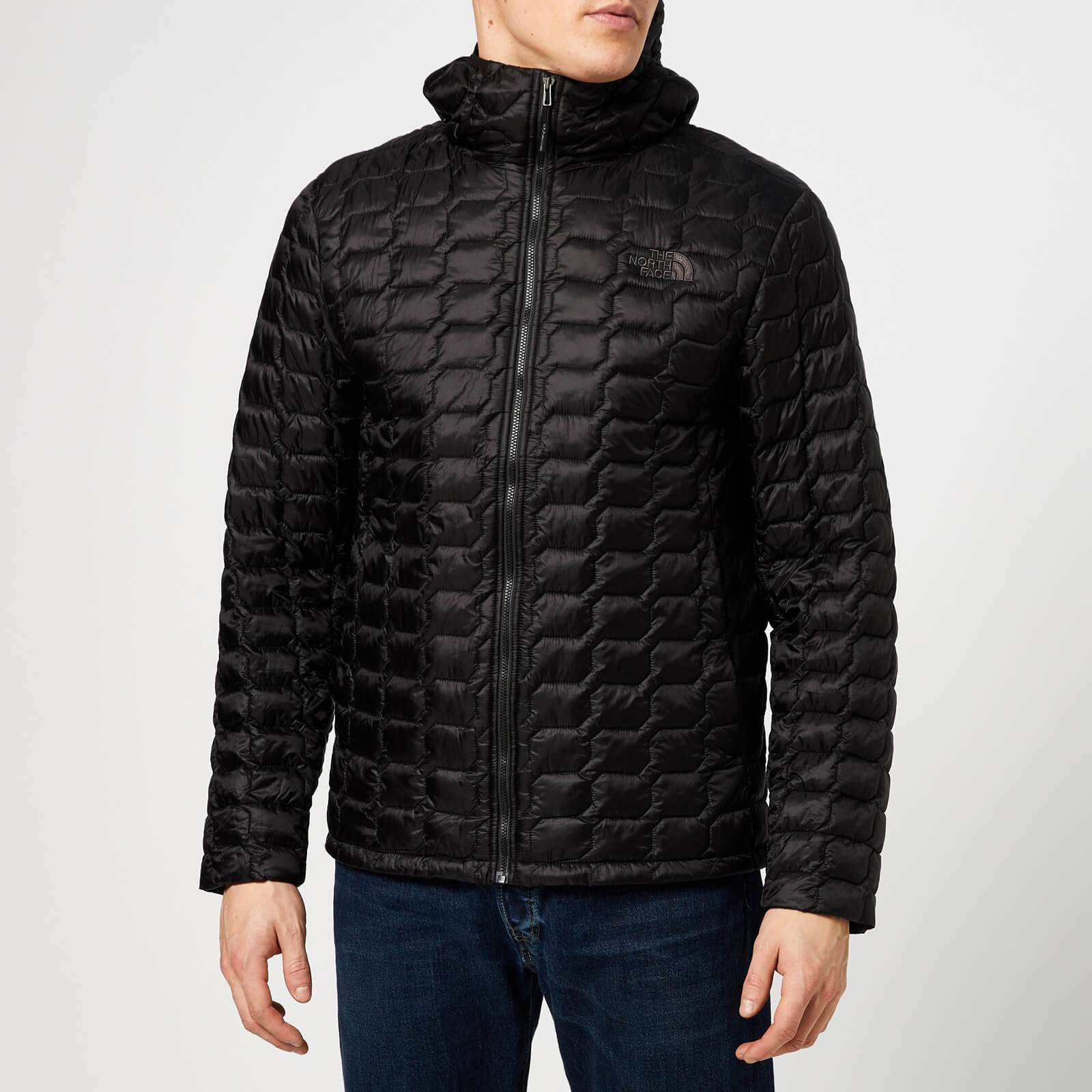 The North Face Men's Thermoball Hooded Jacket - TNF Black - L