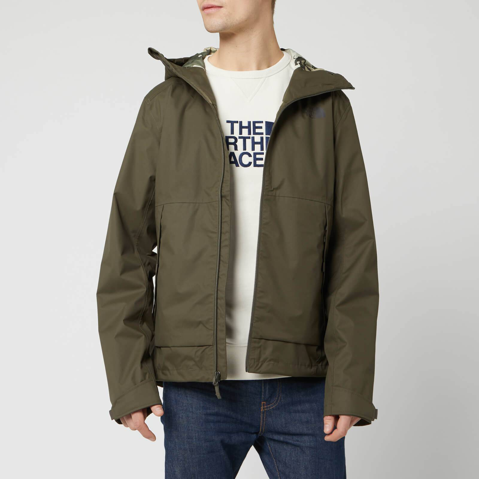 The North Face Men's Millerton Jacket - New Taupe Green - M