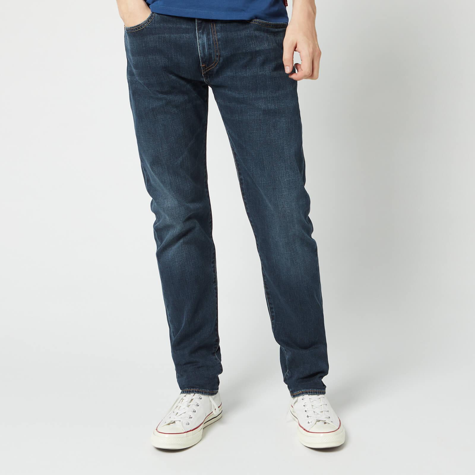 Levi's s 502 Regular Tapered Jeans - Adriatic Adapt - W32/L34 - Blue