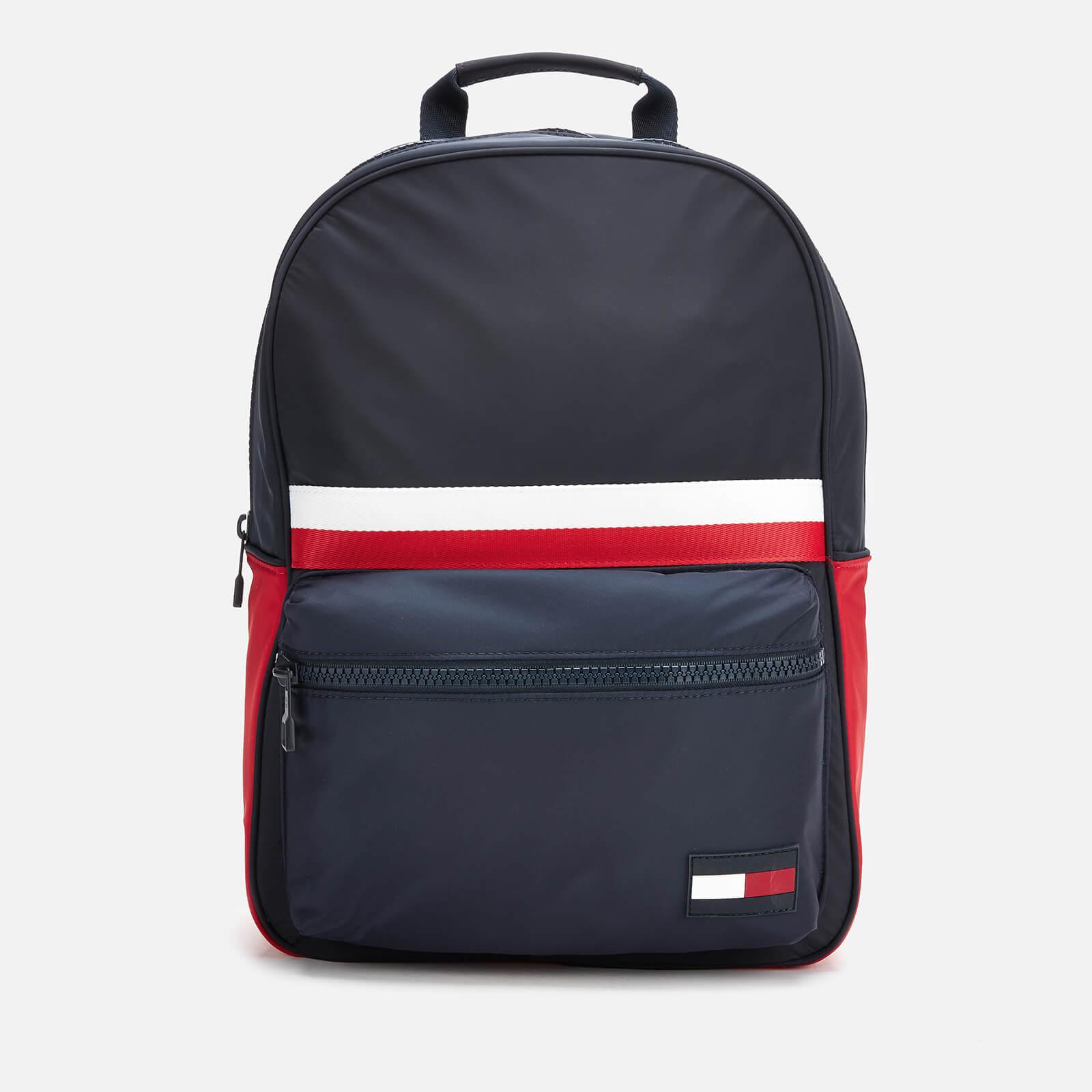 Tommy Hilfiger Men's Sport Mix Backpack - Corporate
