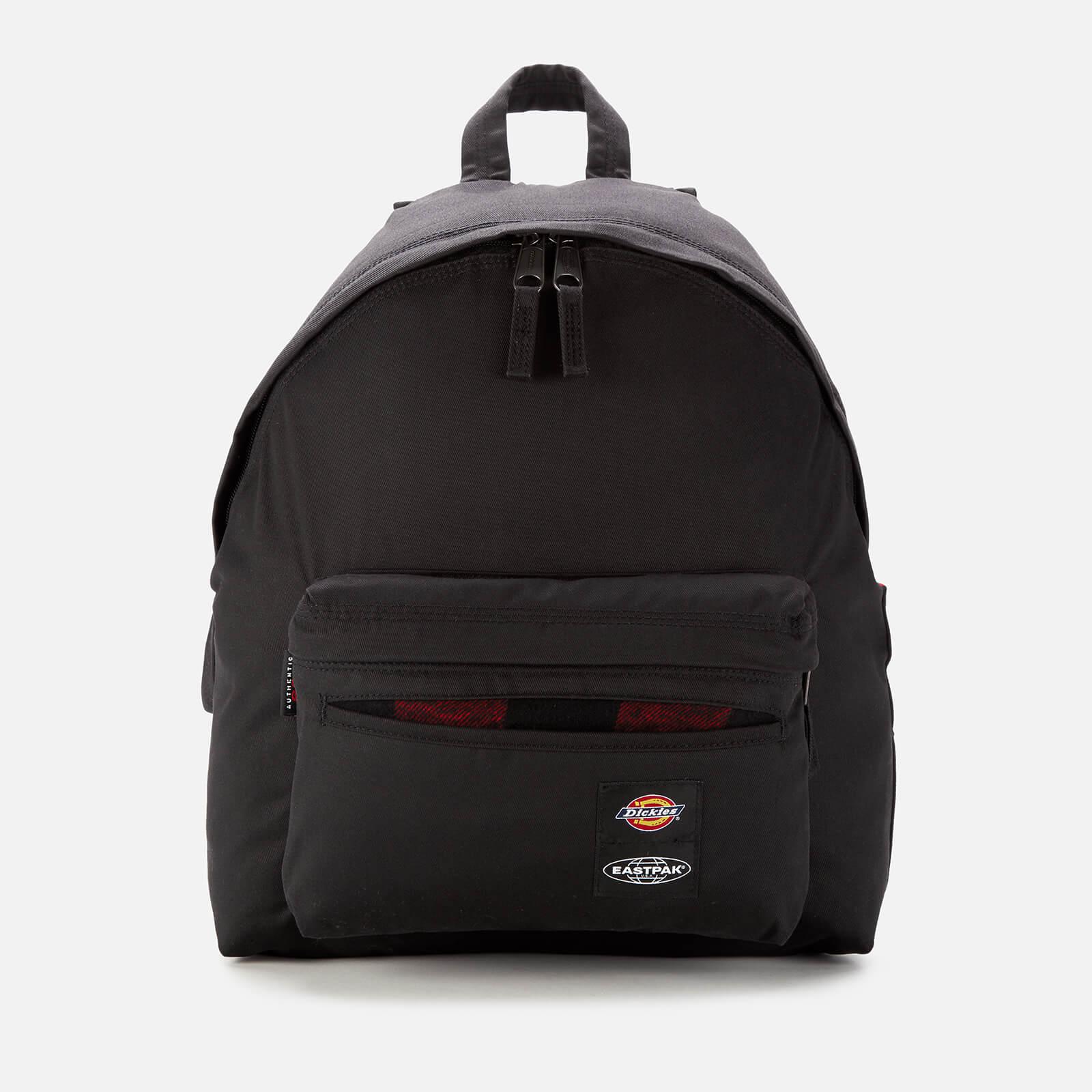 Eastpak X Dickies Men's Padded Pak'R Backpack - Dickies Black