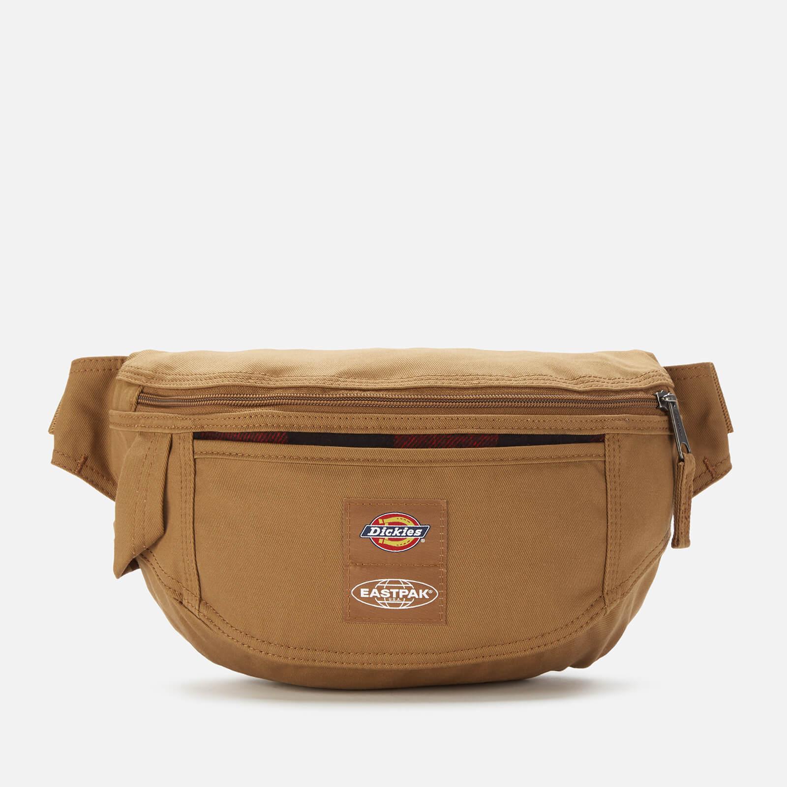 Eastpak X Dickies Men's Bundel Cross Body Bag - Dickies Brown Duck