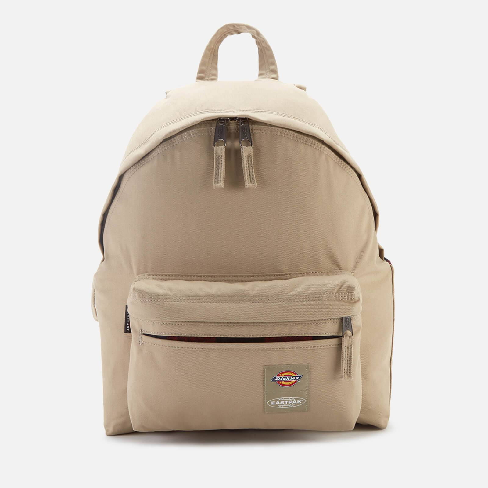 Eastpak X Dickies Men's Padded Pak'R Backpack - Dickies Khaki