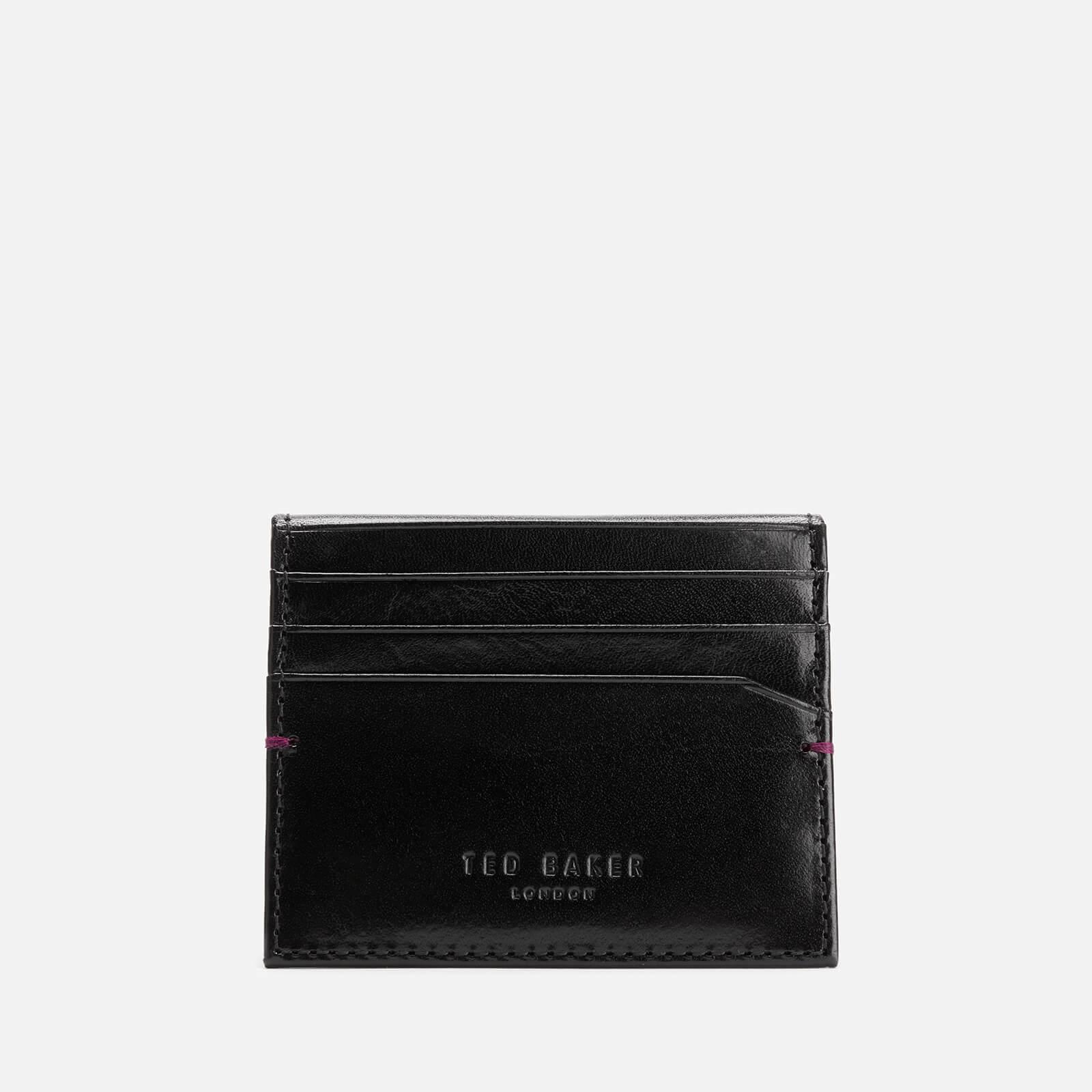 Ted Baker Men's Wooster Contrast Internals Card Holder - Black