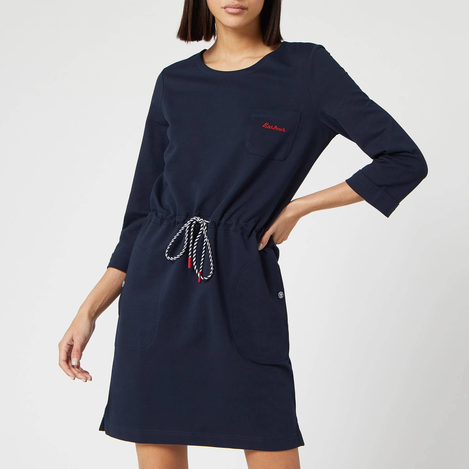 Barbour Women's Deepsea Dress - Navy - UK 8