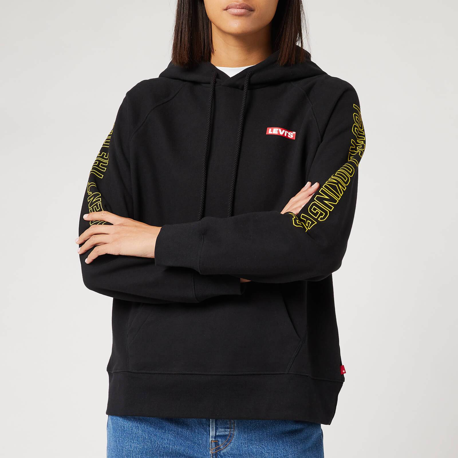 Levi's Star Wars Women's Graphic Sport Hoodie - Androids Black - M
