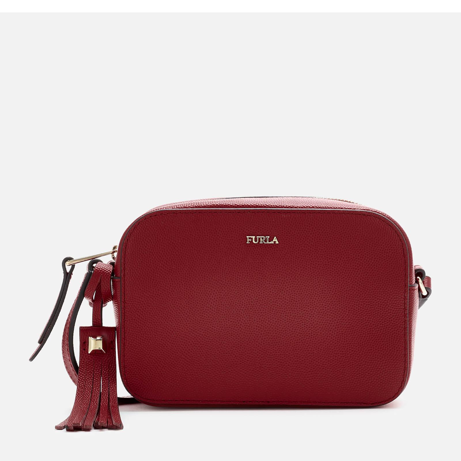 Furla Women's Mimi Mini Cross Body Bag - Red