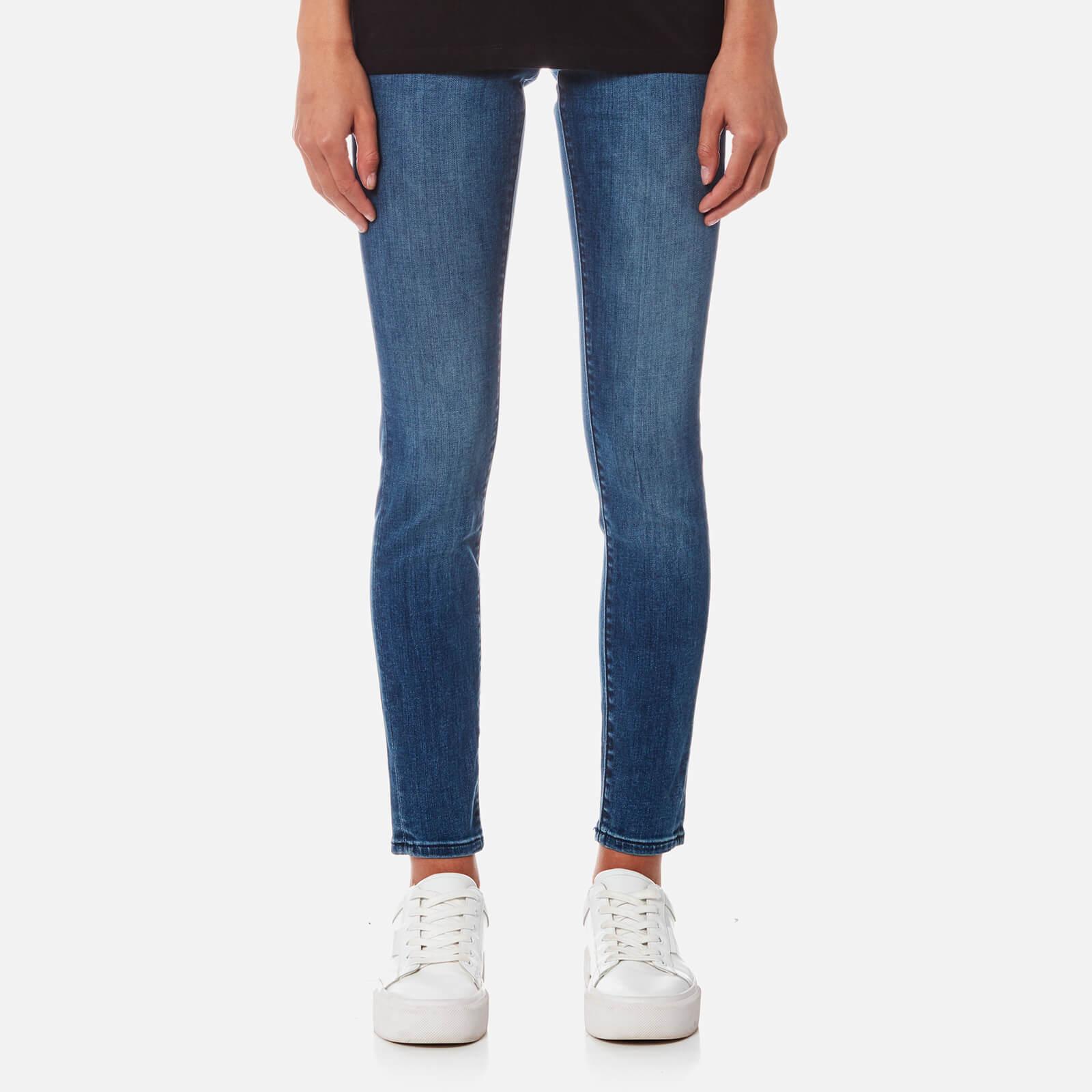 Calvin Klein Women's Mid Rise Skinny Jeans - Wonder Mid - W27/L30