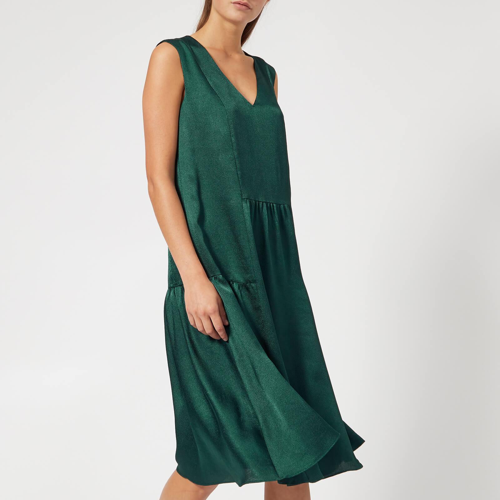 Gestuz Women's Masina Dress - Botanical Garden - EU 38/UK 10 - Green