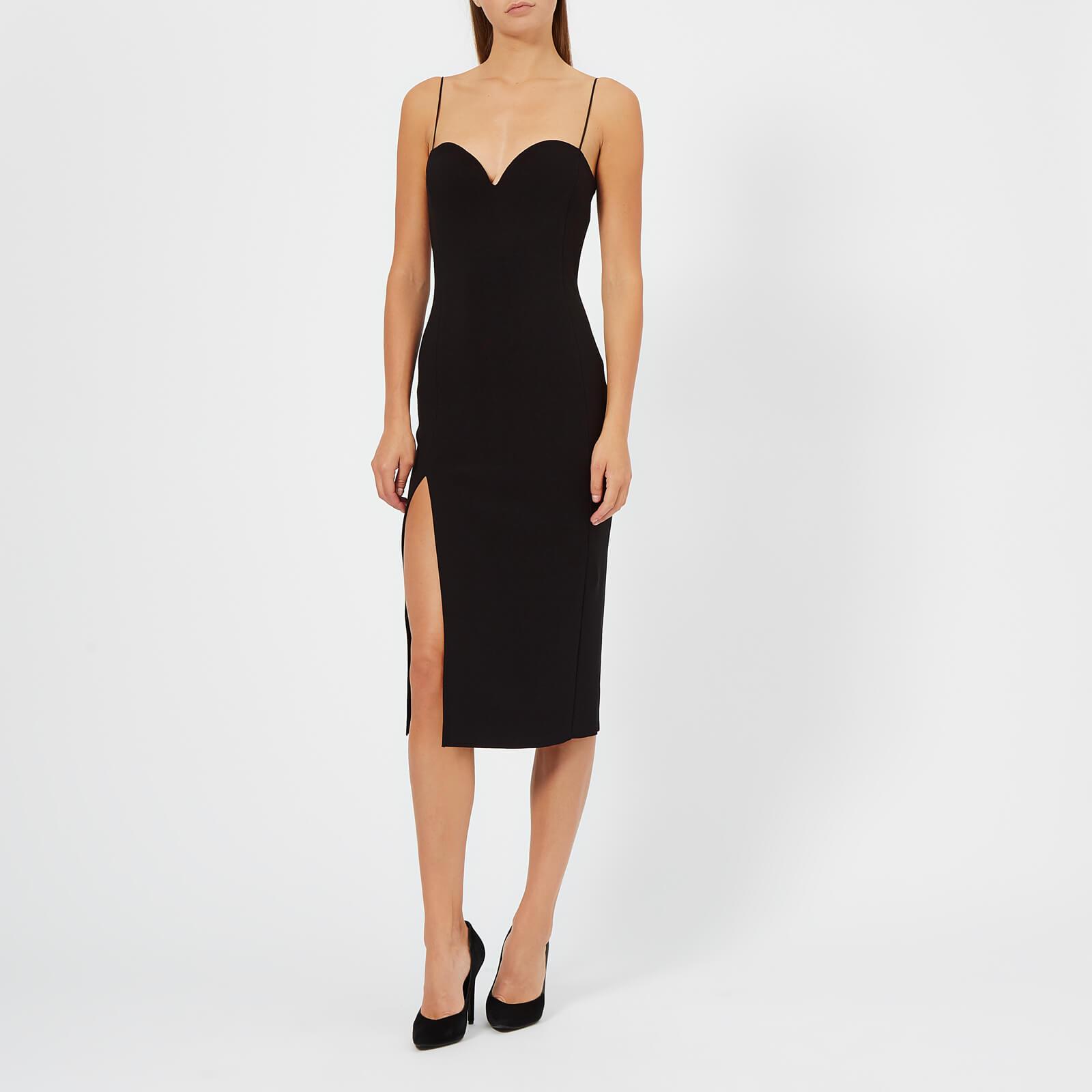 Bec & Bridge Women's Dream Girl Sweetheart Dress - Black - UK 8 - Black