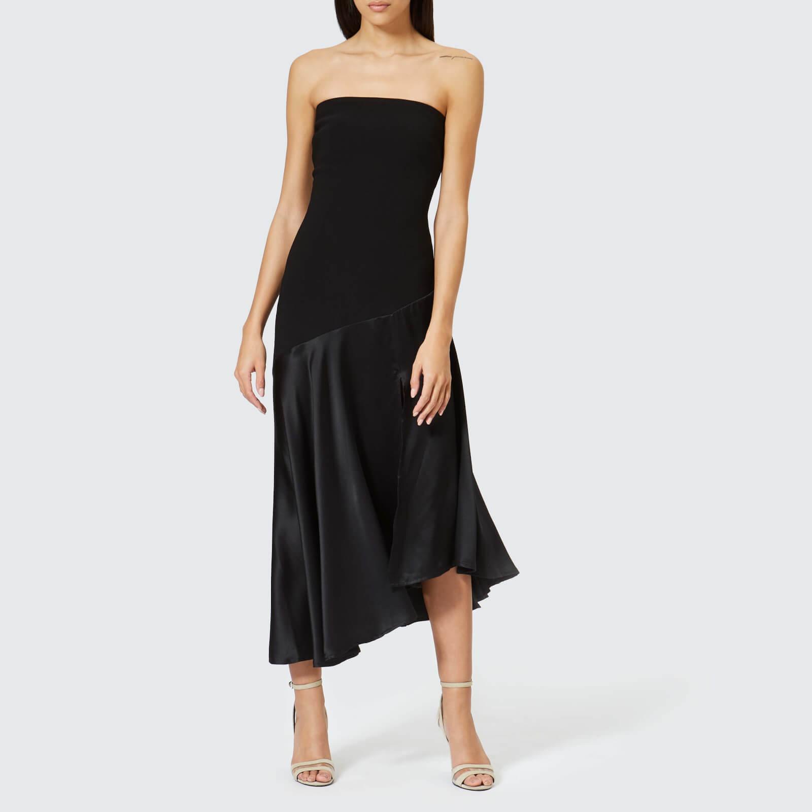 Bec & Bridge Women's Natalia Strapless Dress - Black - UK 12 - Black