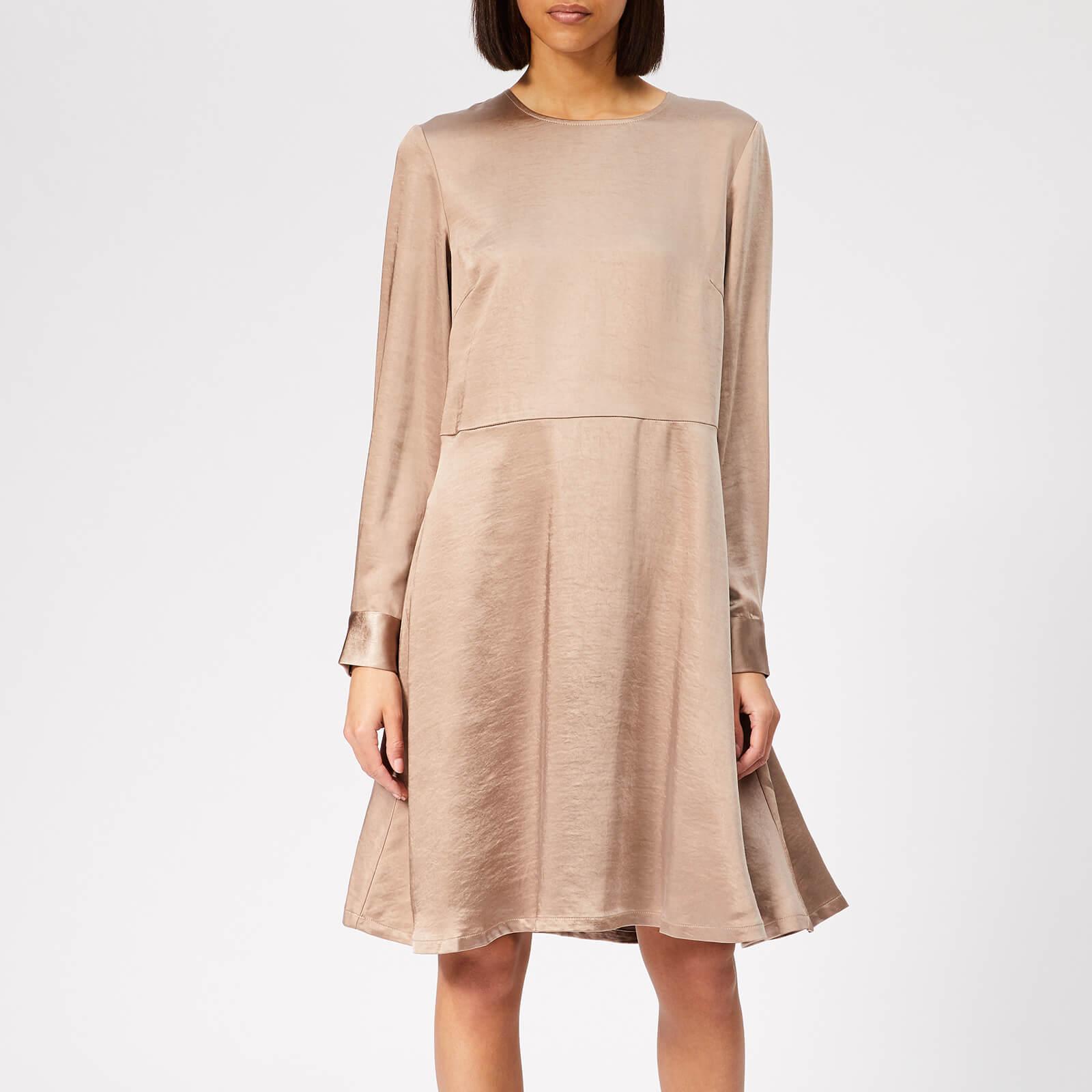 Gestuz Women's Minina Dress - Portobella - EU 38/UK 10 - Beige