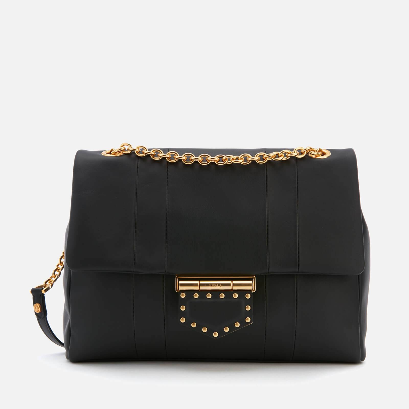 Furla Women's Furla Meridiana Medium Cross Body Bag - Black