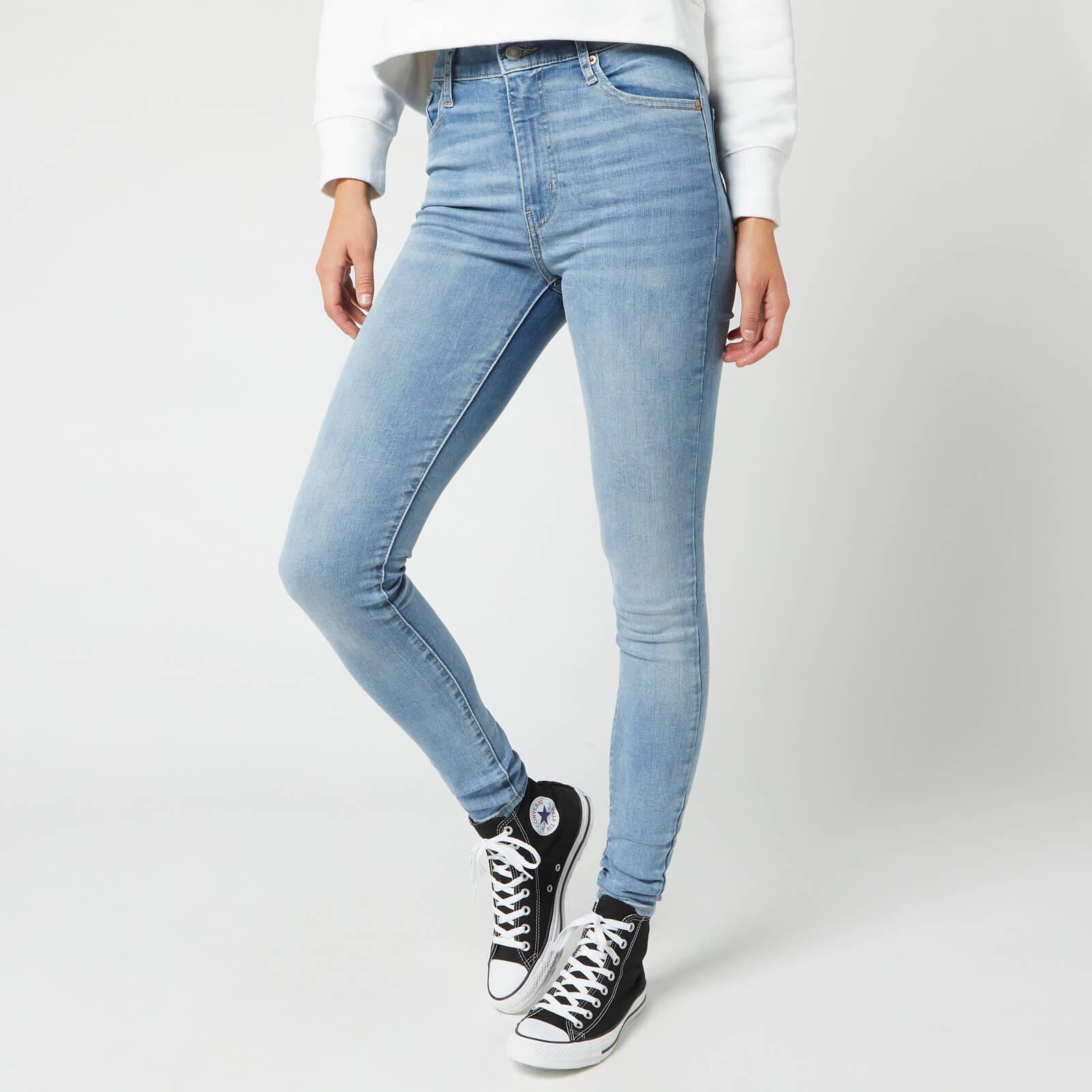 Levi's s Mile High Super Skinny Jeans - You Got Me - W28/L30
