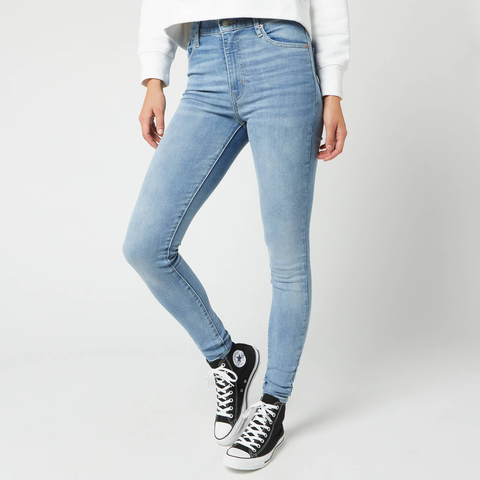 Levi's s Mile High Super Skinny Jeans - You Got Me - W29/L30