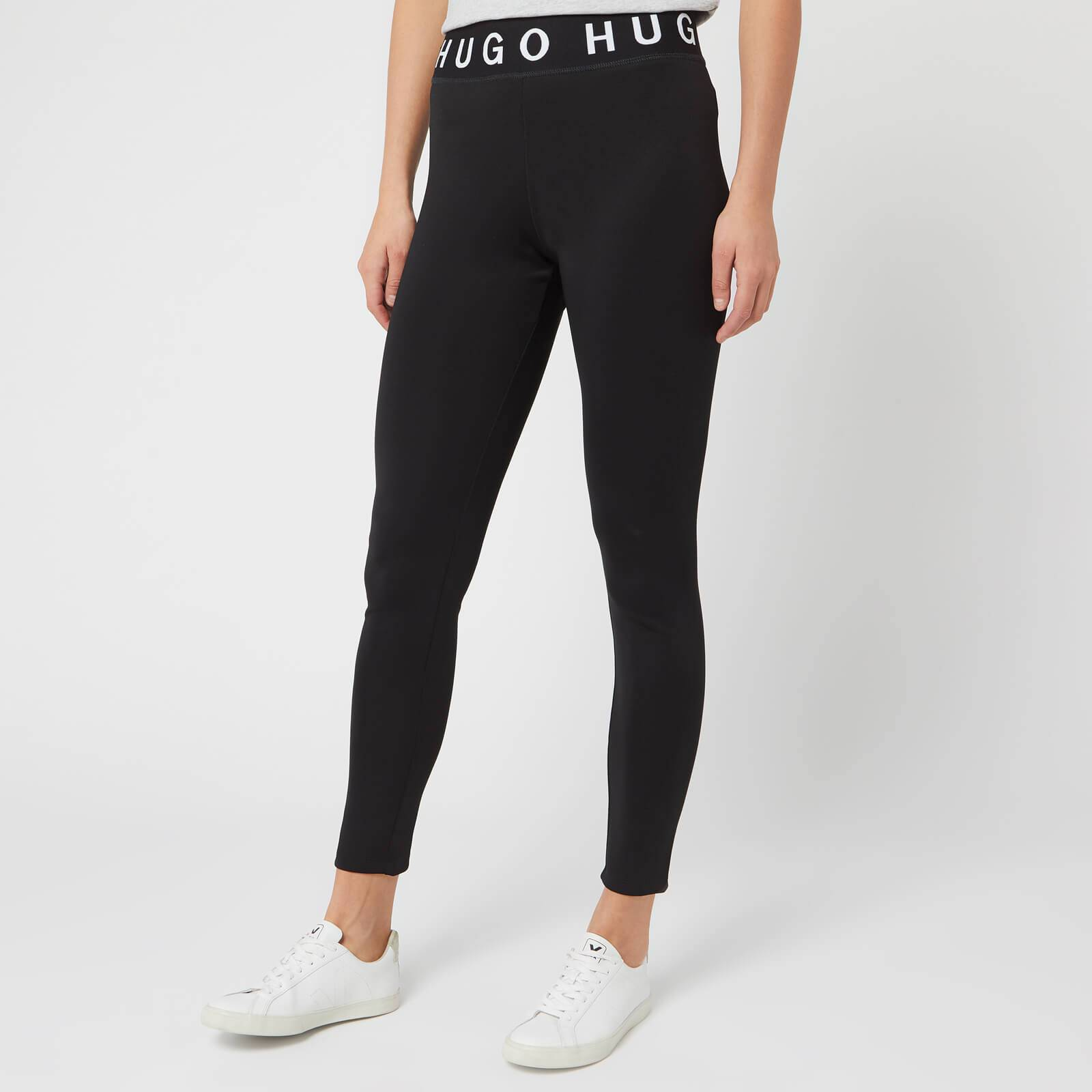 Hugo Boss Women's Nafty Leggings - Black - XS