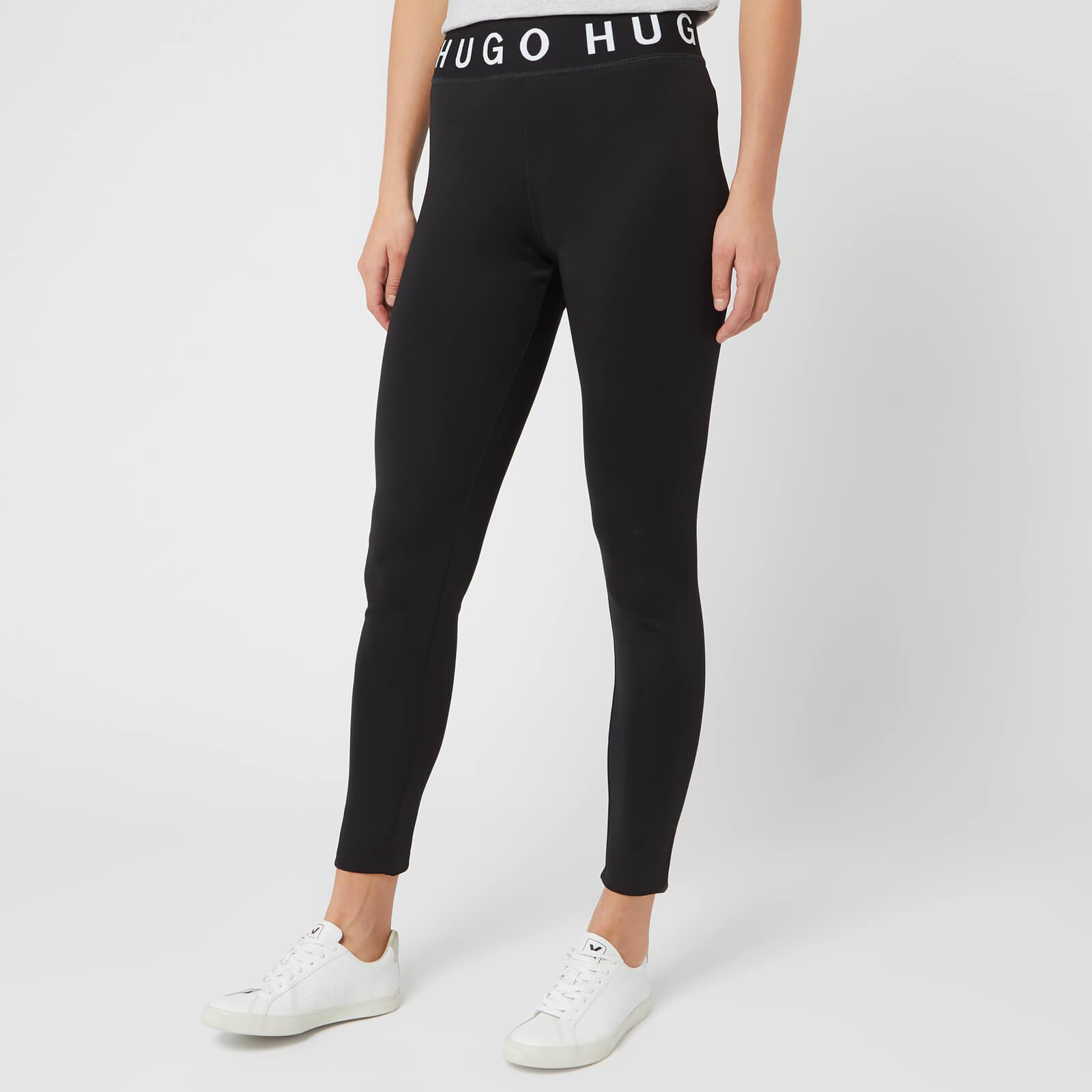Hugo Boss Women's Nafty Leggings - Black - L