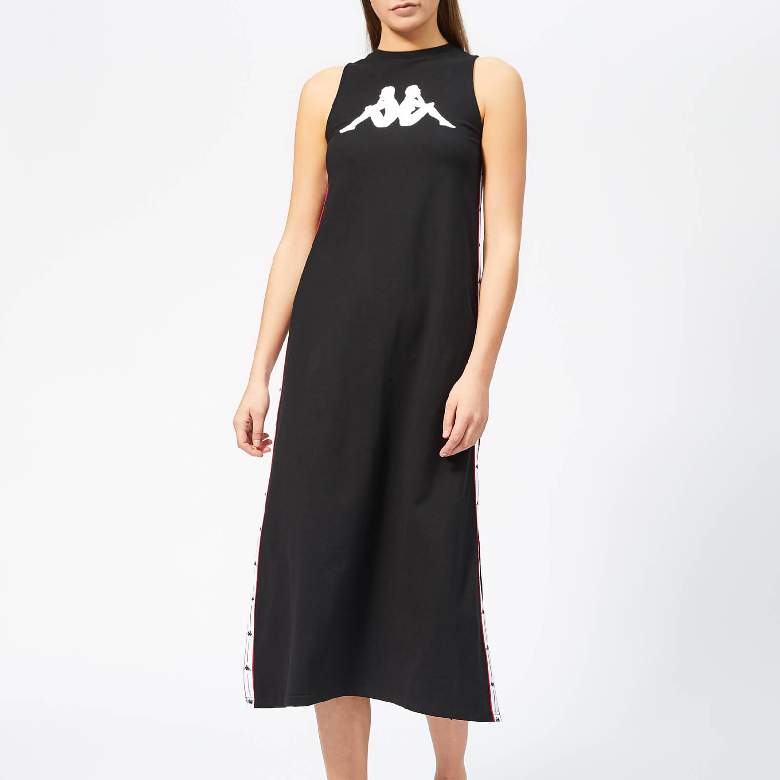 Kappa Women's Authentic Japan Banoy Dress - Black - L - Black