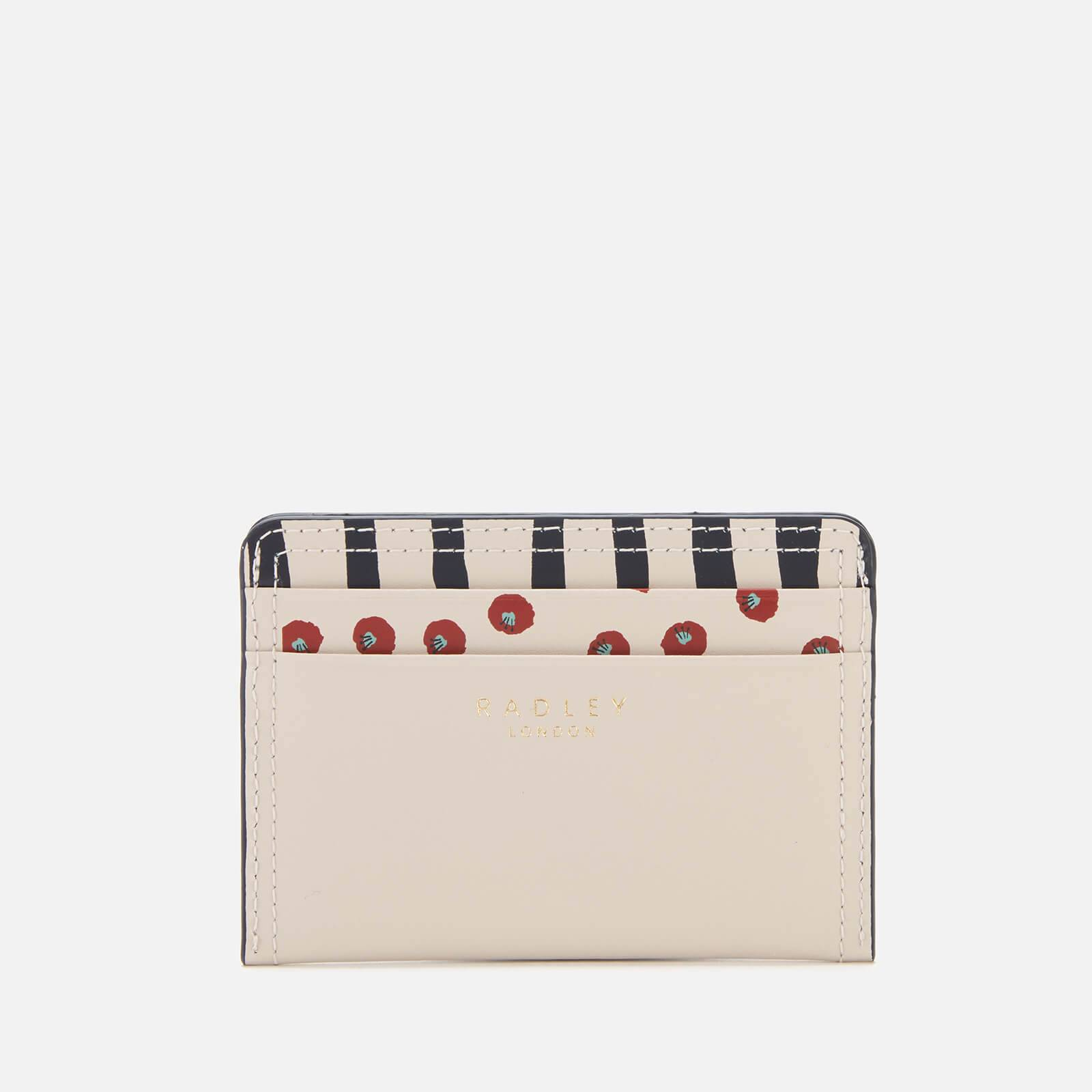 Radley Women's Hello Lovely Small Card Holder - Dove Grey