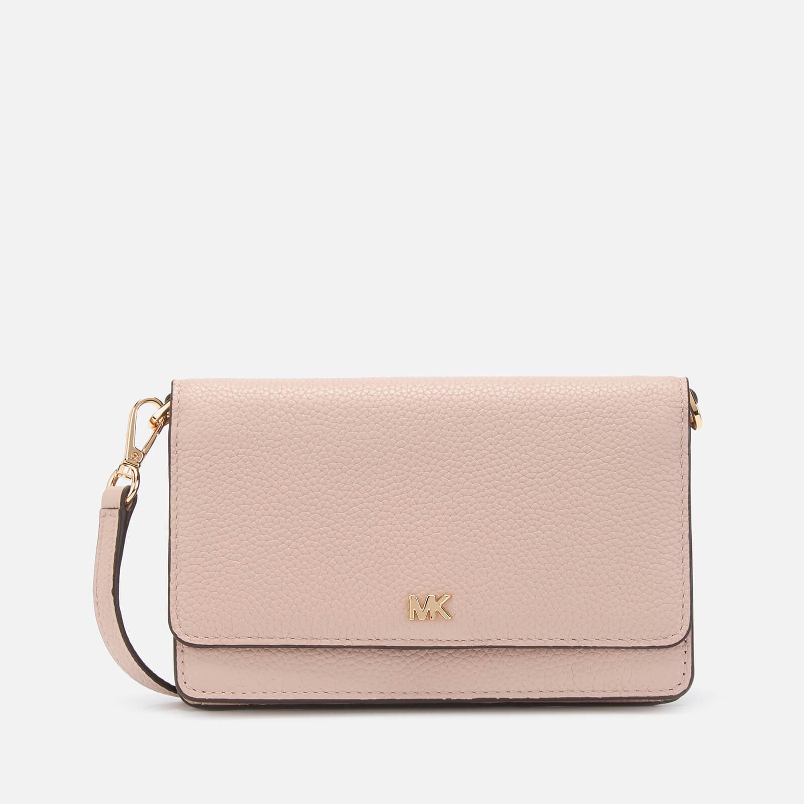 MICHAEL MICHAEL KORS Women's Crossbodies Phone Cross Body Bag - Soft Pink
