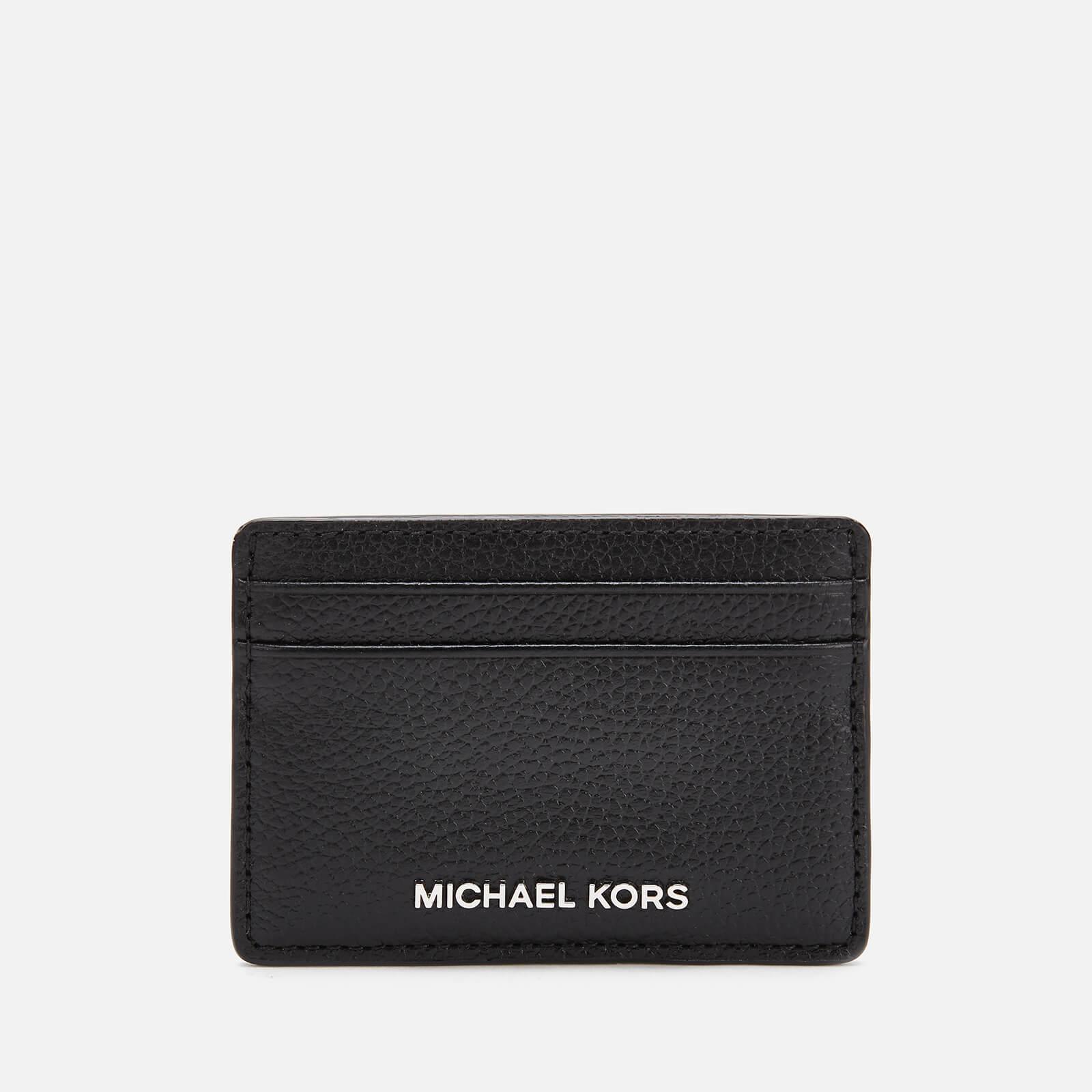 MICHAEL MICHAEL KORS Women's Money Pieces Card Holder - Black