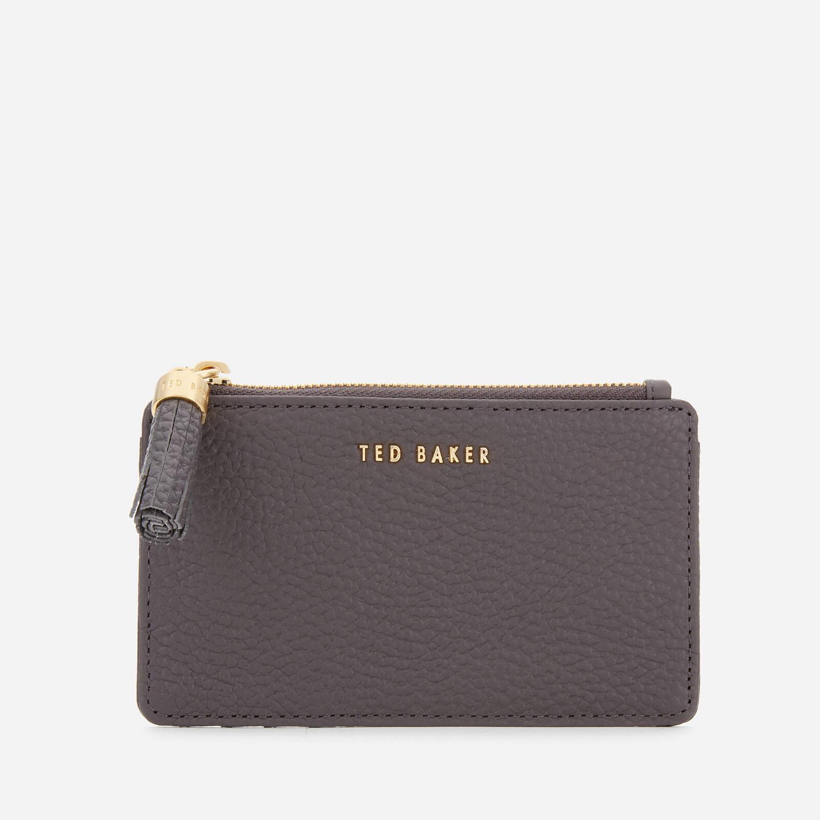Ted Baker Women's Sydnee Tassel Credit Card Holder - Charcoal