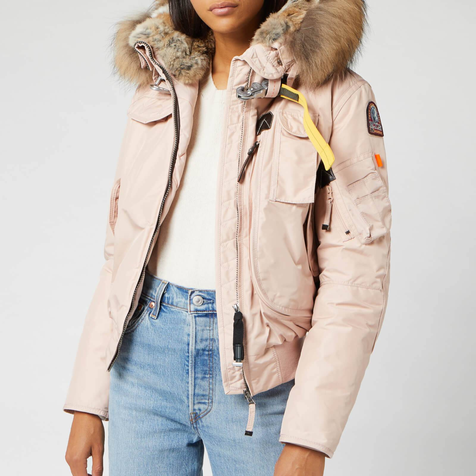 Parajumpers Women's Gobi Masterpiece Coat - Powder Pink - S