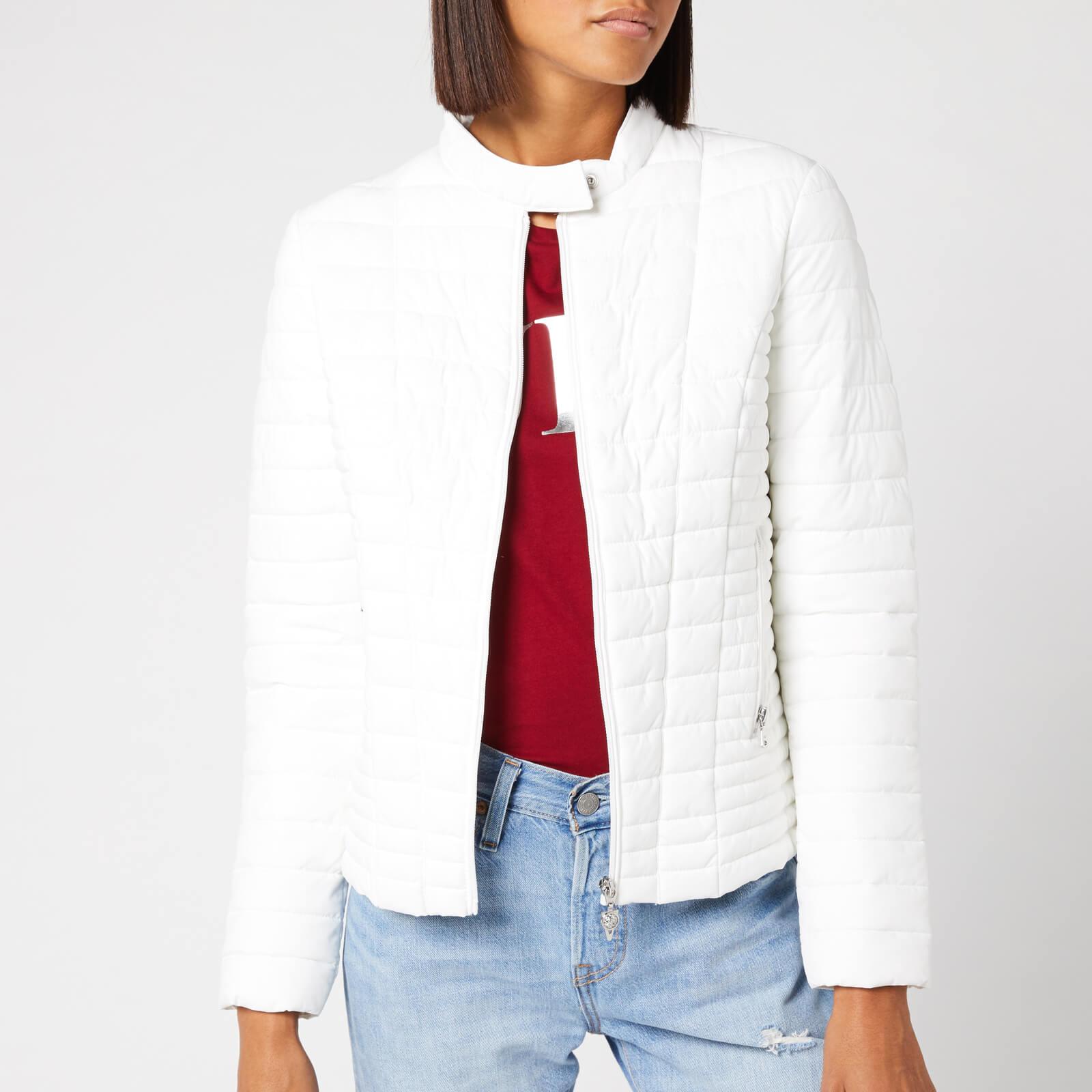 Guess Women's Vona Jacket - True White - XS