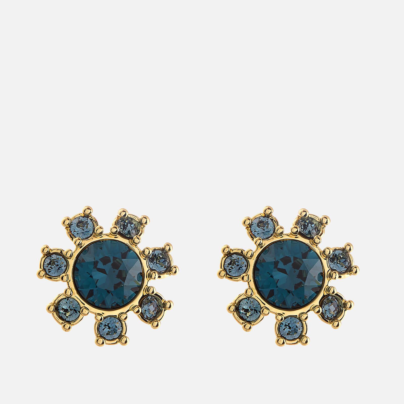 Ted Baker Women's Cesha Daisy Clockwork Stud Earrings - Silver