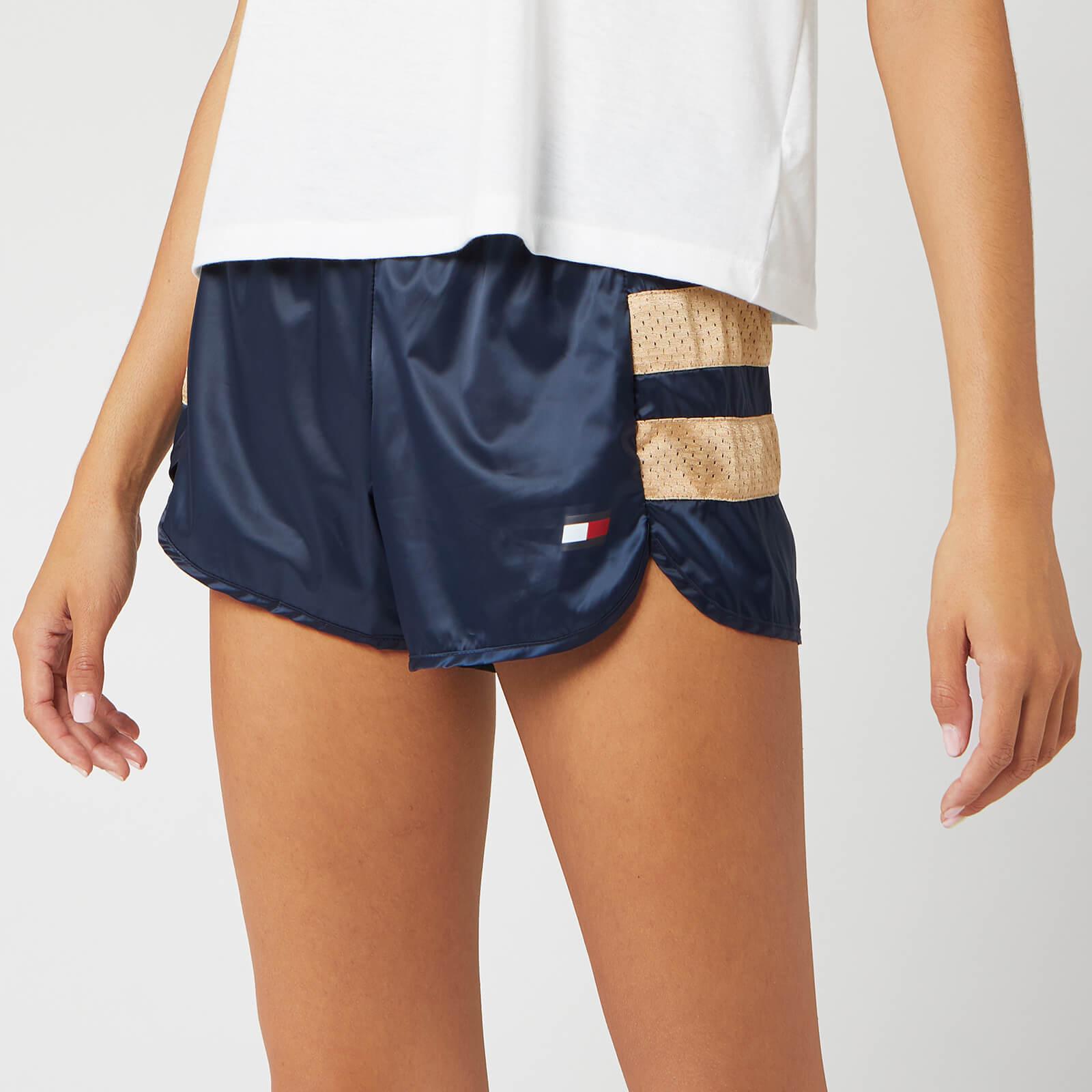Tommy Hilfiger Sport Women's Woven 3  Shorts - Sport Navy - L