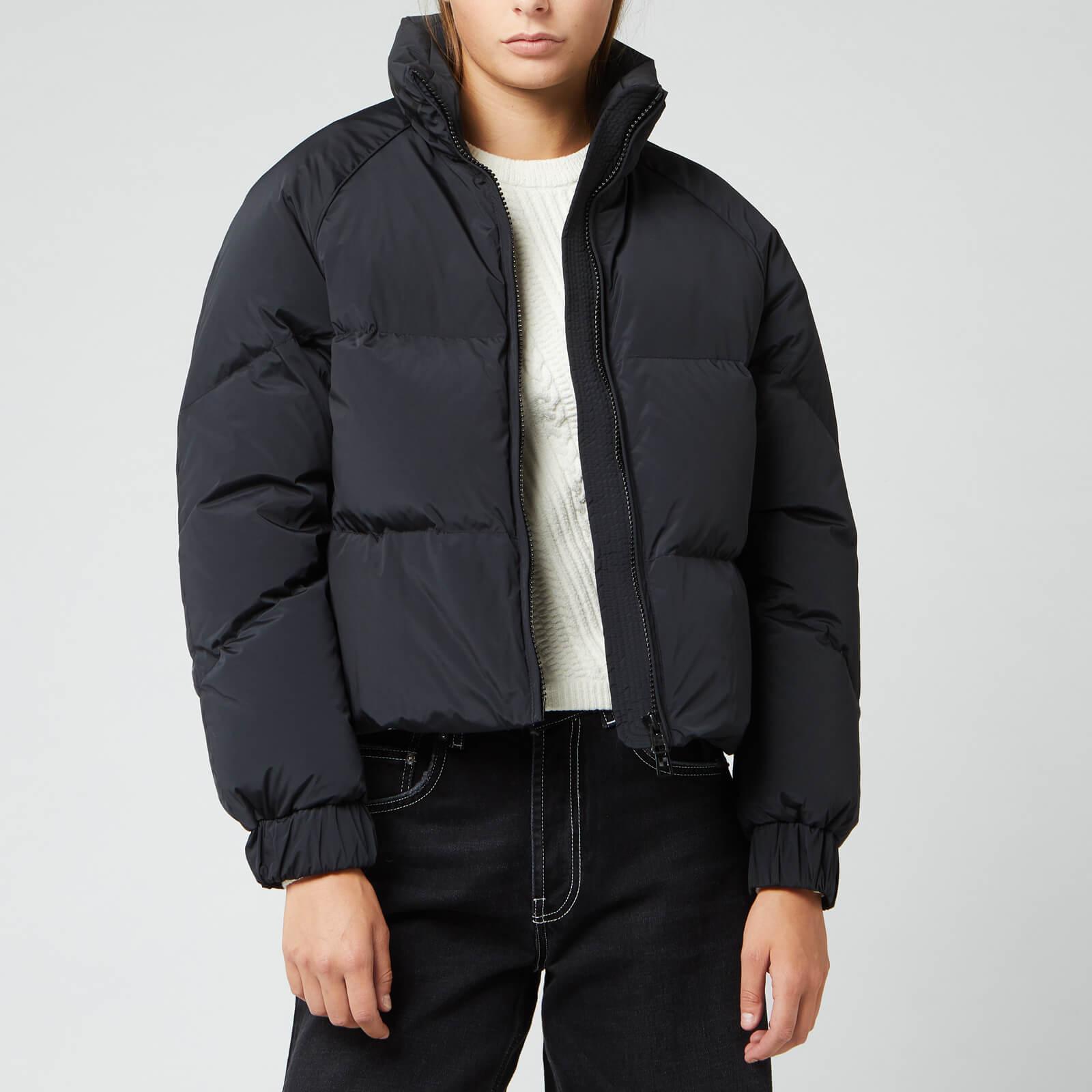 Woolrich Women's Aurora Puffy Jacket - Black - S