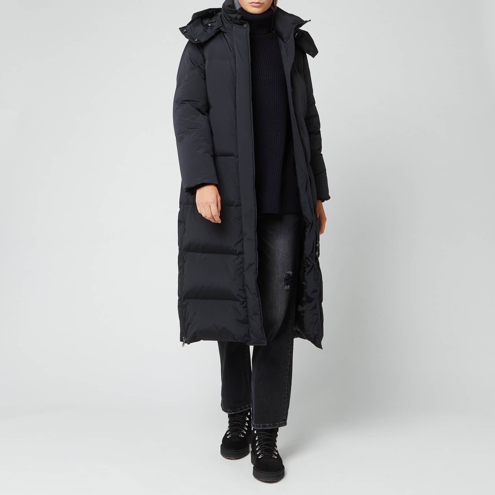 Woolrich Women's Aurora Long Parka - Black - L