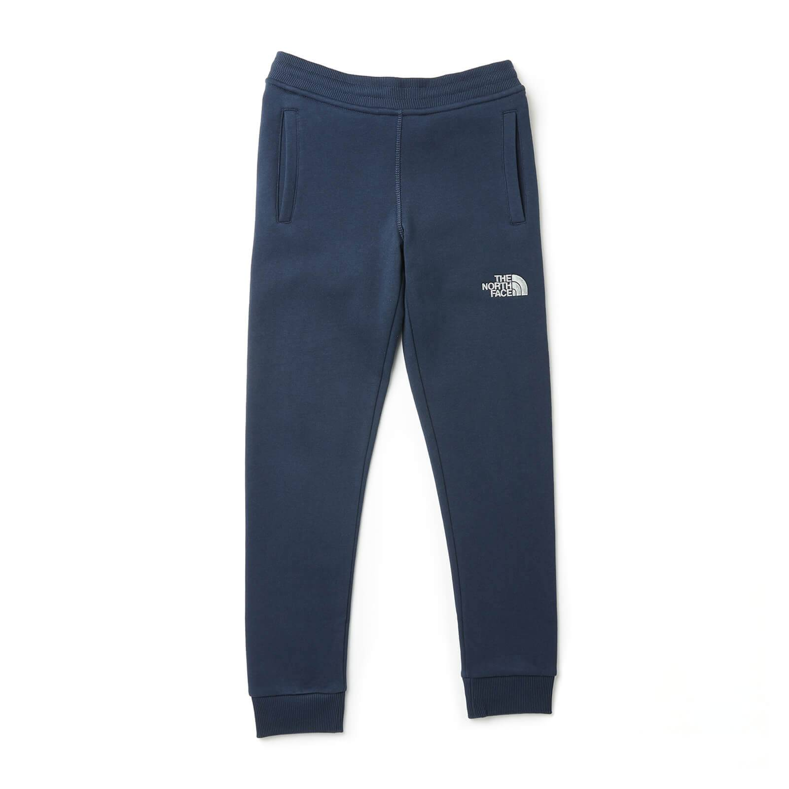 The North Face Boys' Youth Fleece Pants - Cosmic Blue - 6 years/XS - Blue