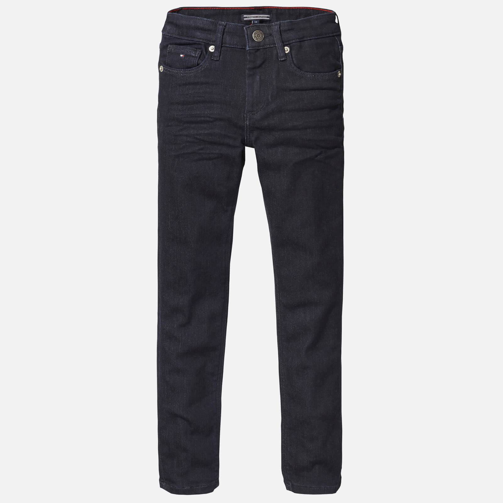 Tommy Hilfiger Boys' Scanton Slim Jeans - Navy - 6 Years - Navy