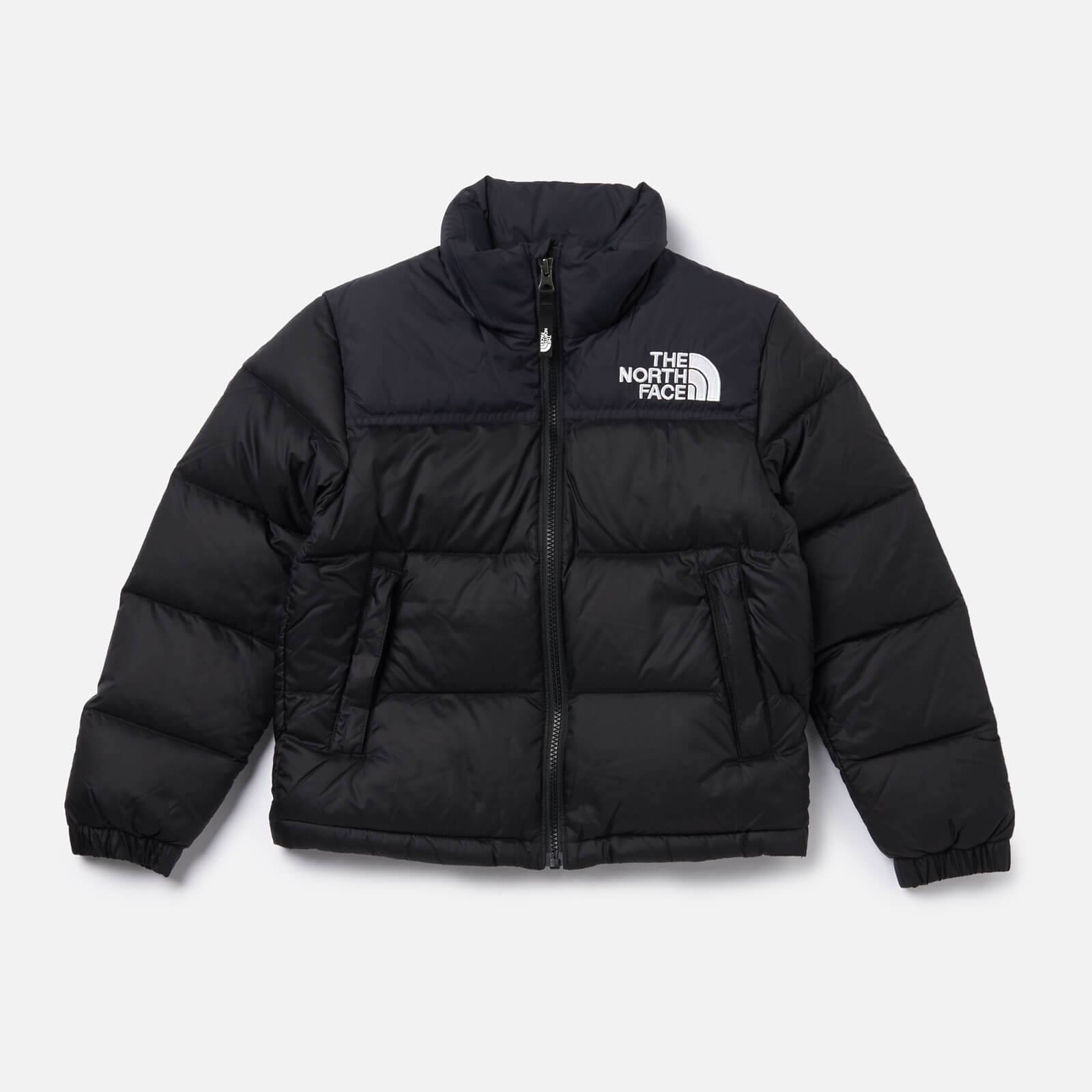 The North Face Boys' 1996 Retro Nuptse Down Jacket - TNF Black - XS